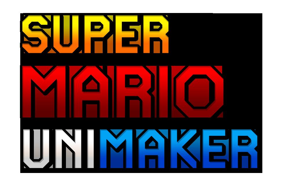 File:Super Mario UniMaker (logo).png - Wikimedia Commons