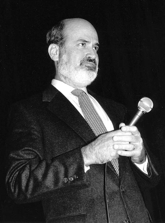 Malick at the 1993 [[Vienna International Film Festival|Viennale]]