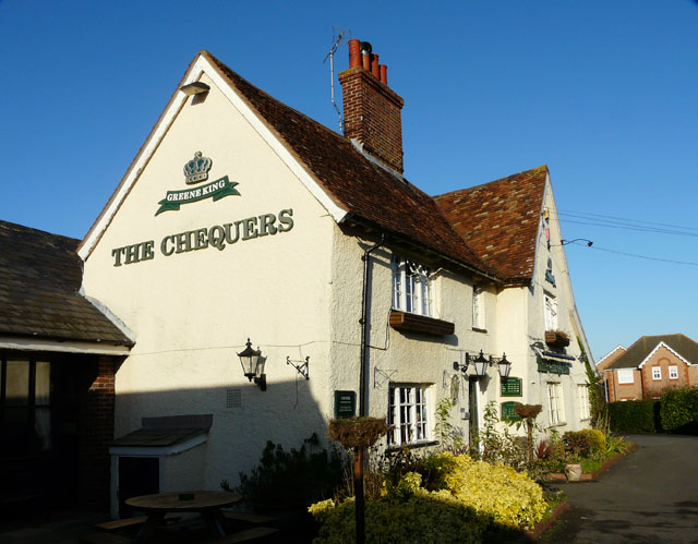 The Chequers - geograph.org.uk - 1071775
