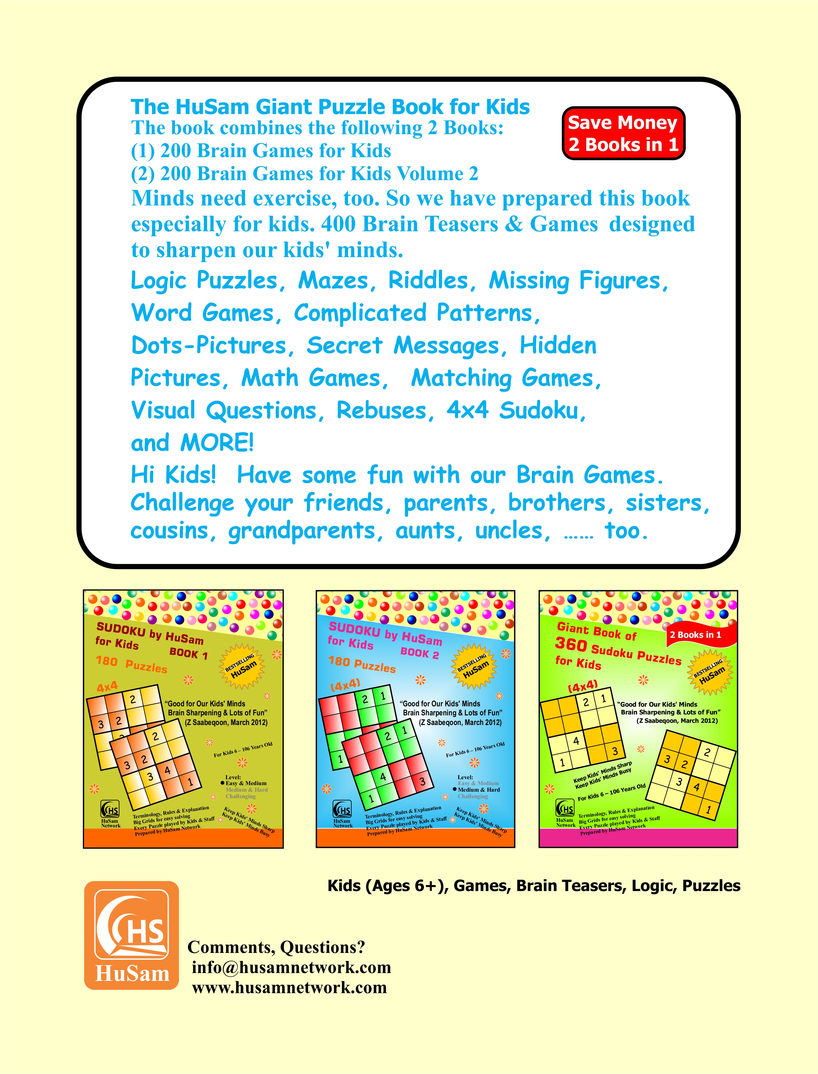 File:The HuSam Giant Puzzle Book for Kids (back cover).jpg ...