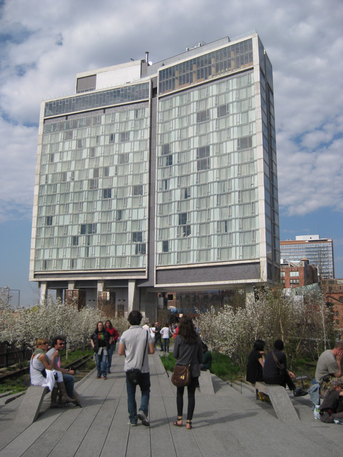 the standard high line - photo #7