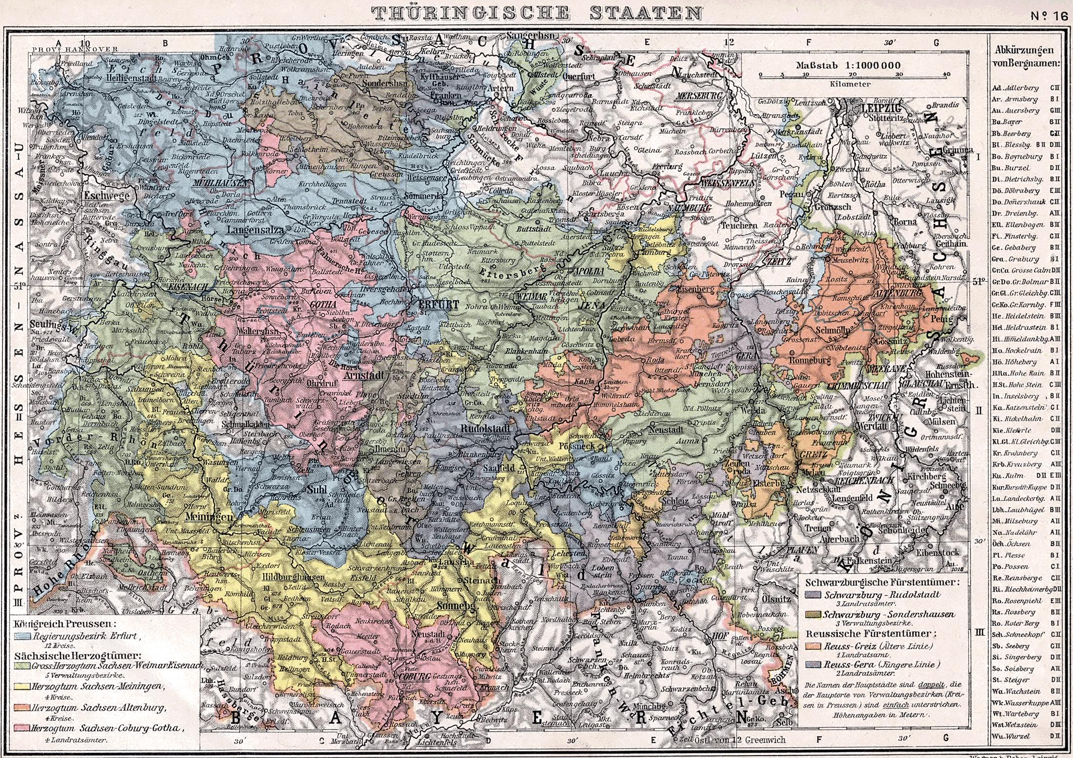 Thuringia Familypedia FANDOM powered by Wikia