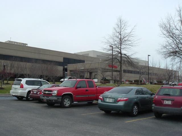 Toyota Motor Manufacturing Kentucky Wikiwand
