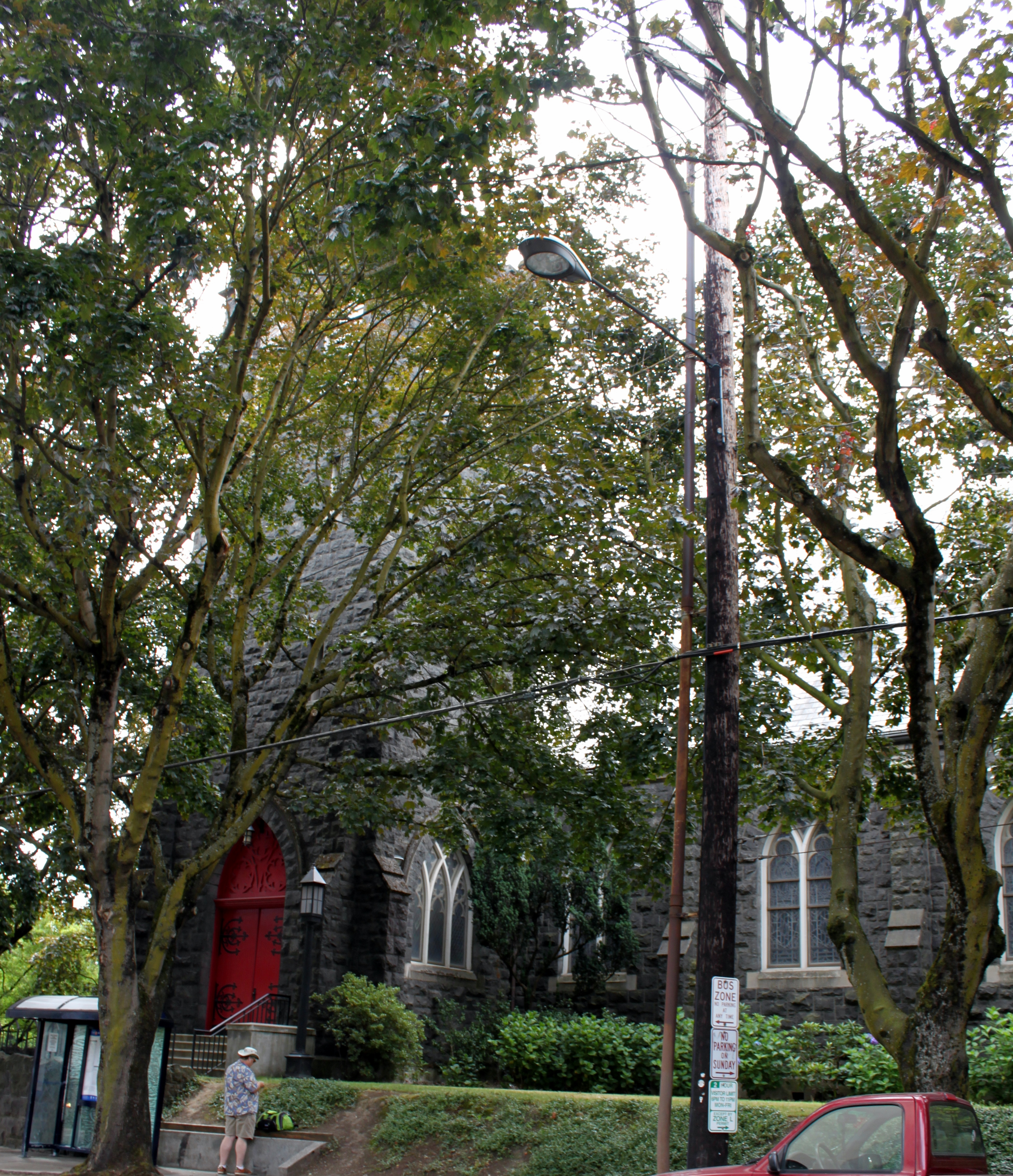 Trinity Episcopal Cathedral (Portland, Oregon), 147 NW ...