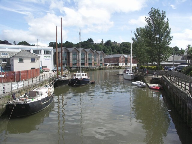 Truro River - geograph.org.uk - 506900