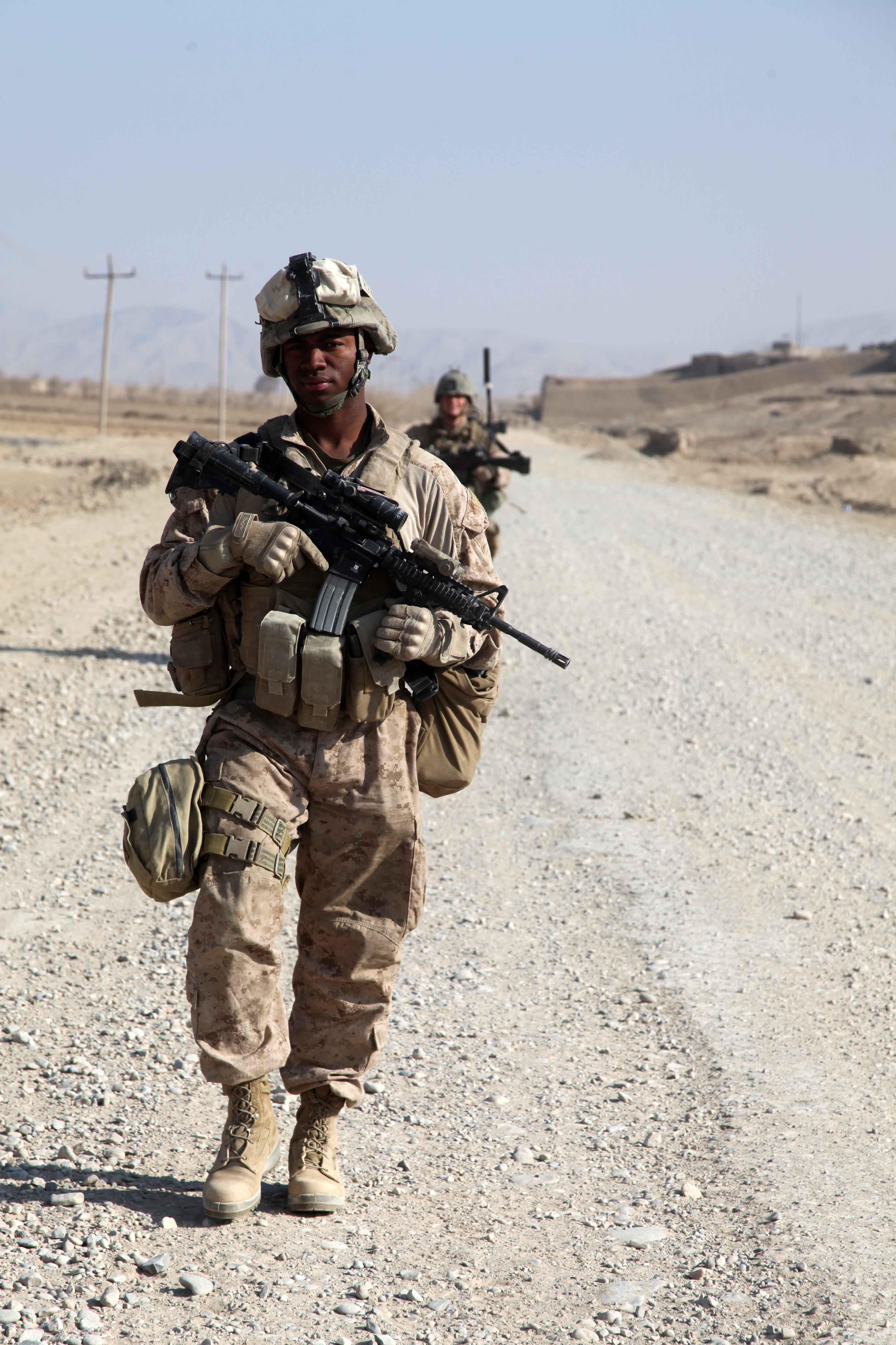 File Us Navy 110113 M 6340o 014 Hospitalman Rashad Collins Assigned