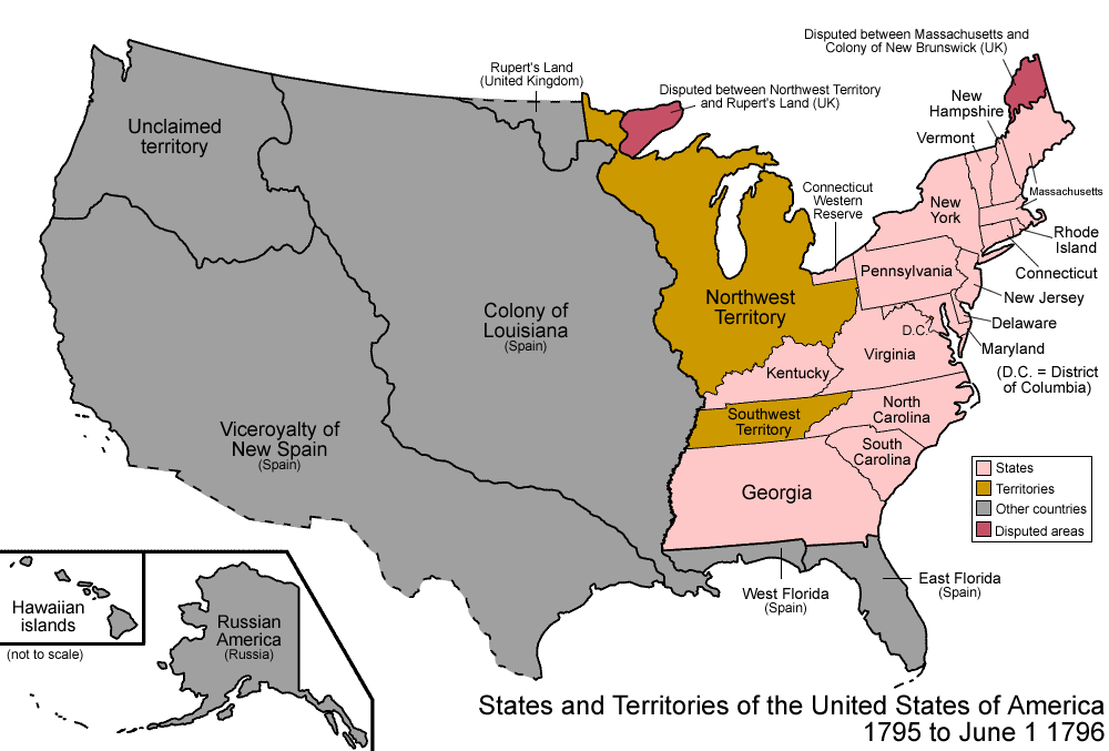 1795 in the United States