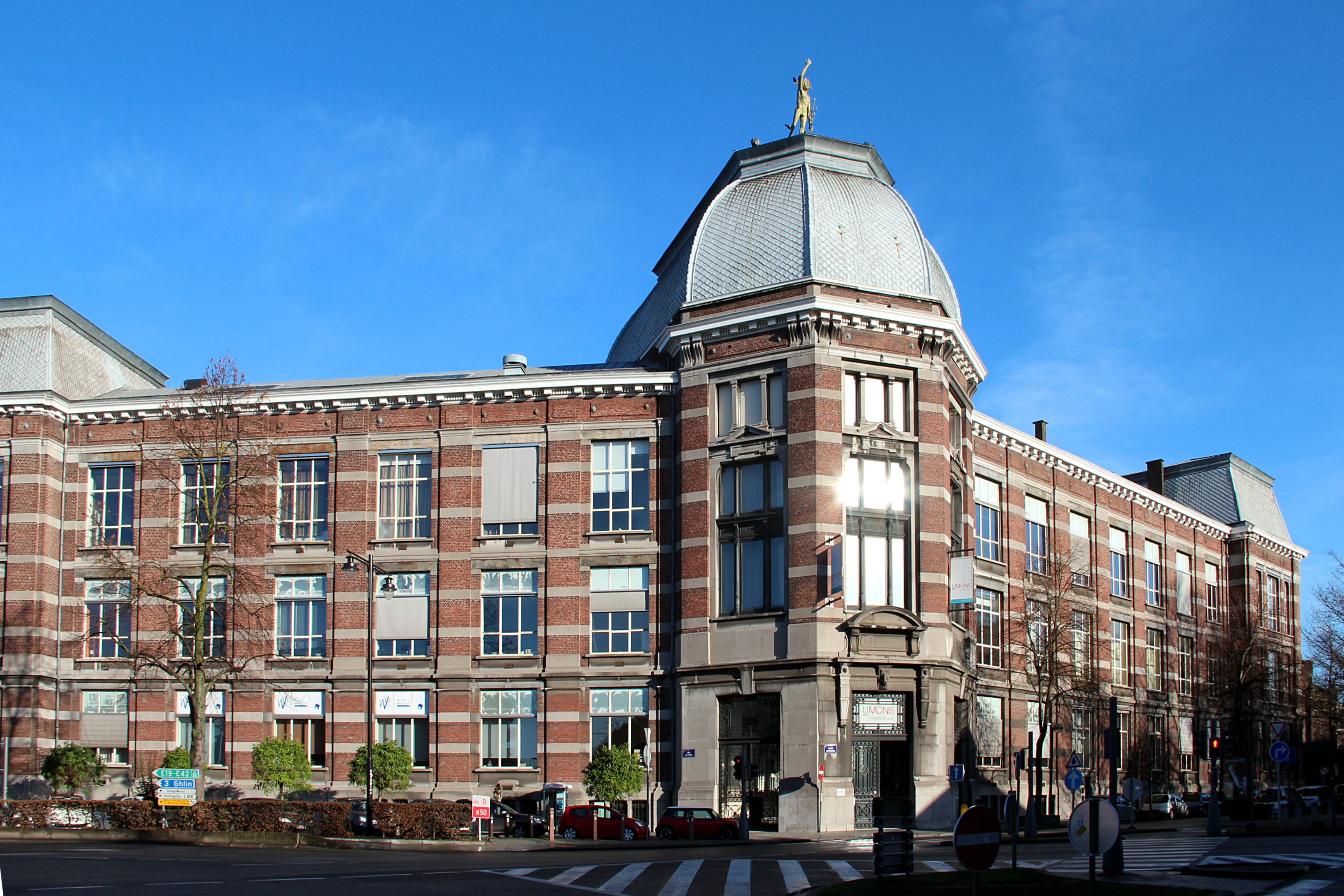University of mons hainaut wikipedia