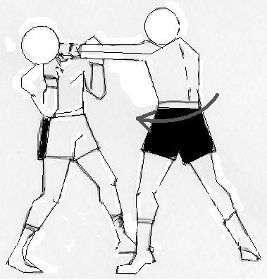 Pugilato wikiwand la tecnica per eseguire un colpo diretto o jab fandeluxe Gallery