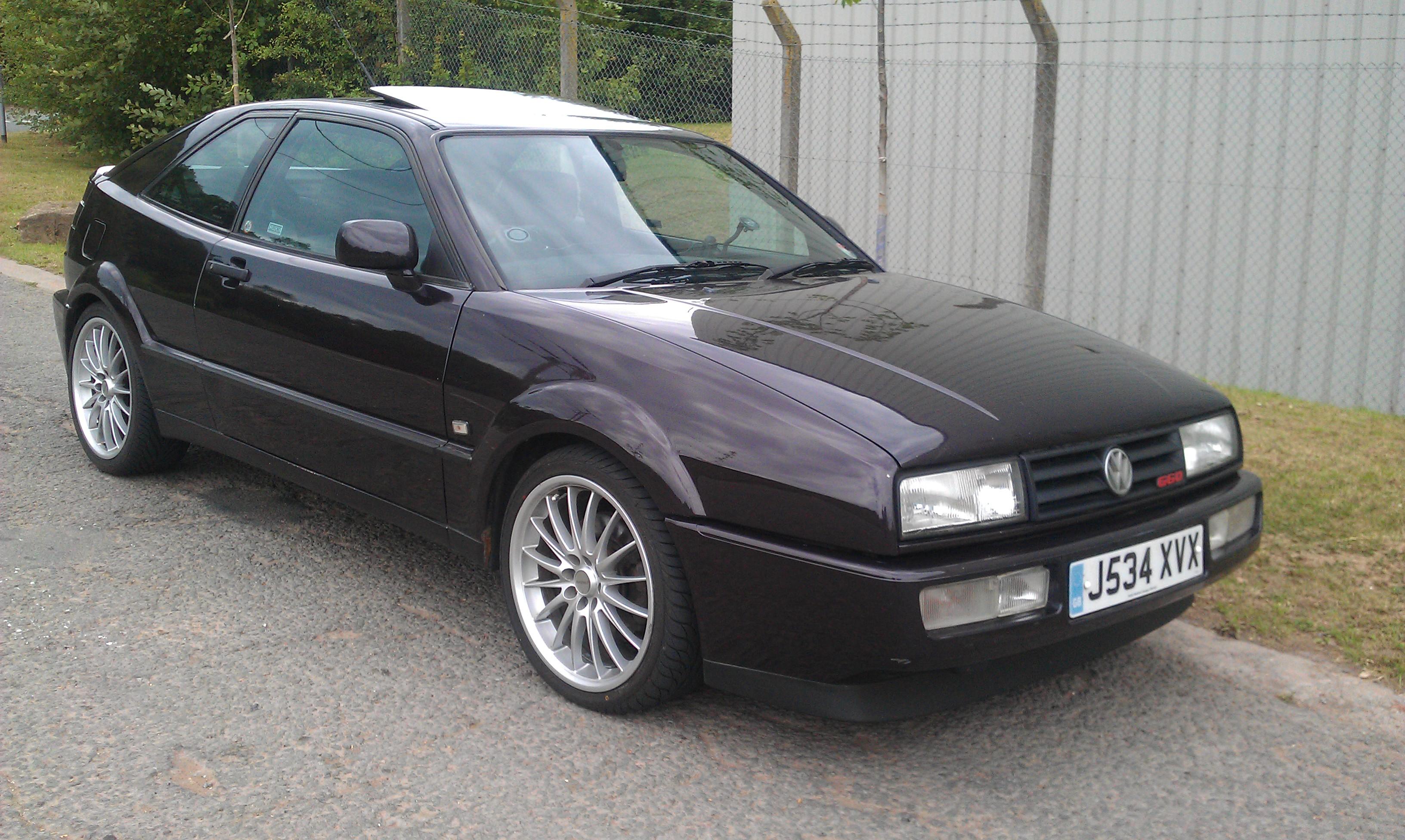 Volkswagen Corrado Autos Post
