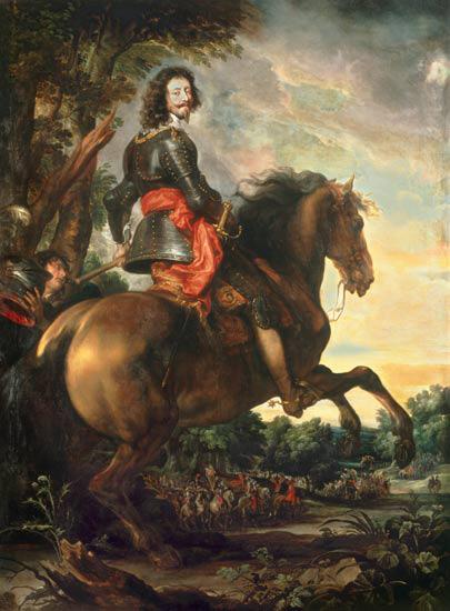 Van Dyck - Duke of Arenberg
