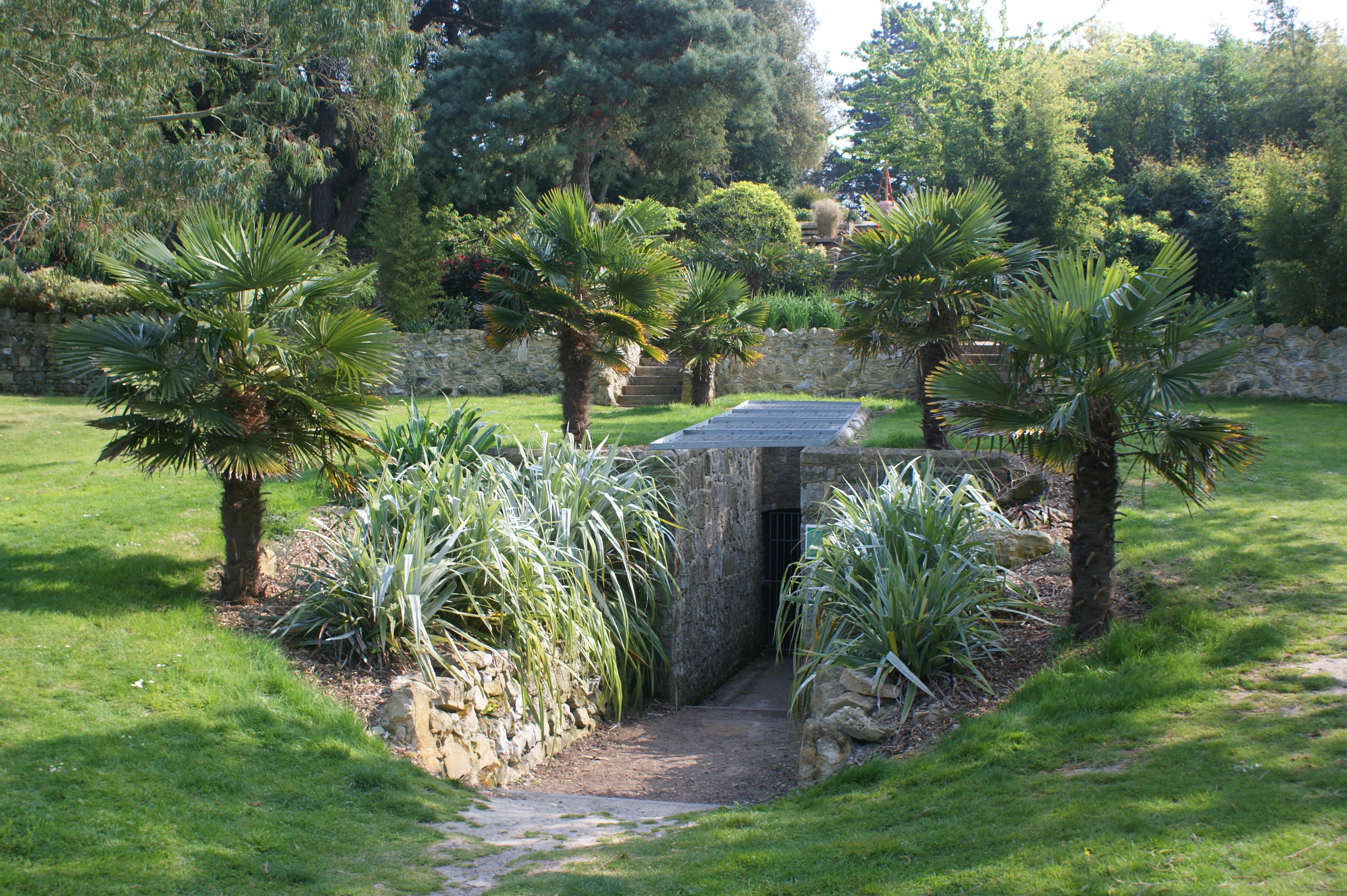 Http Commons Wikimedia Org Wiki File Ventnor Botanic Garden Underground Tunnel Jpg