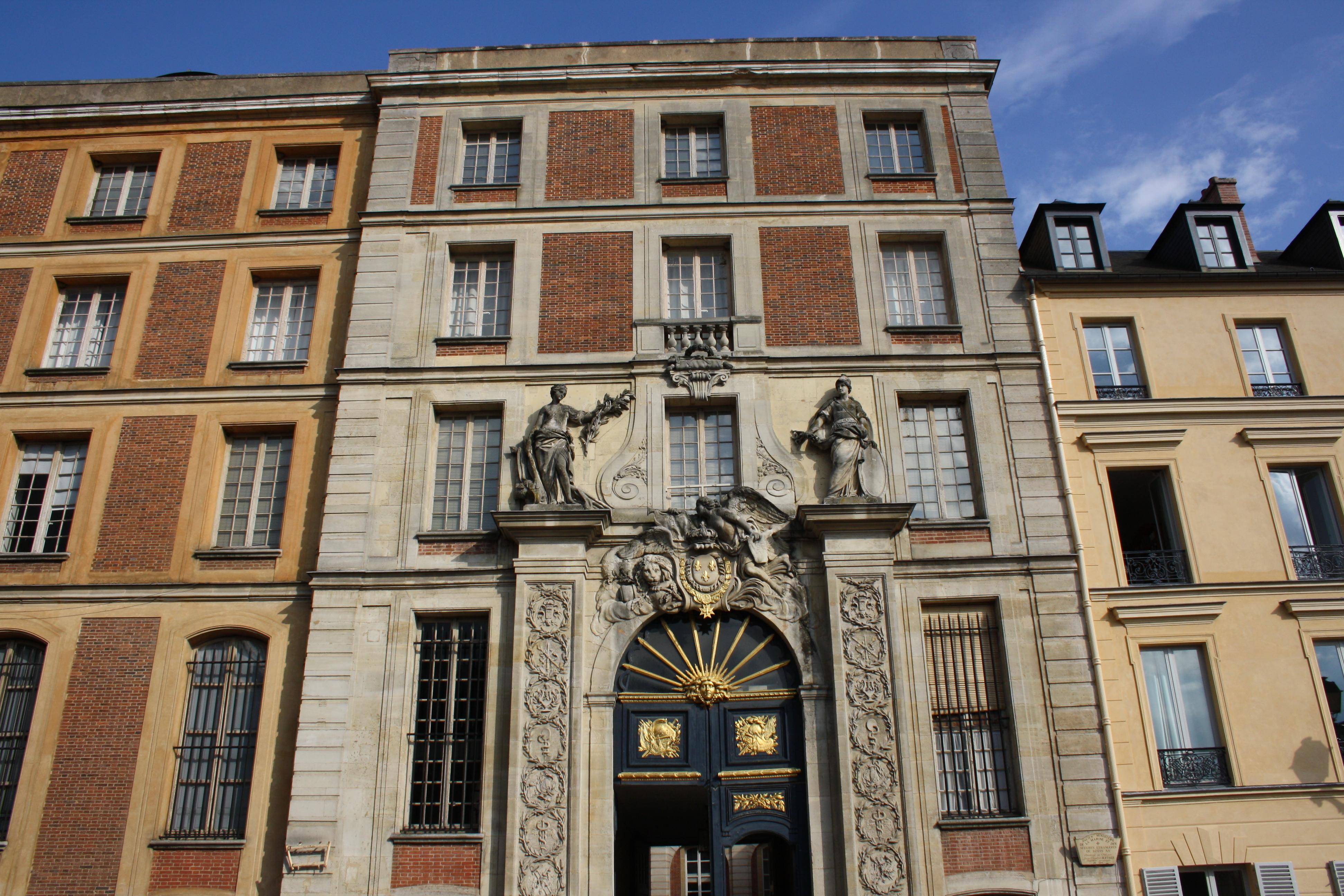 File:Versailles Hôtel des Affaires étrangères et de la Marine ...
