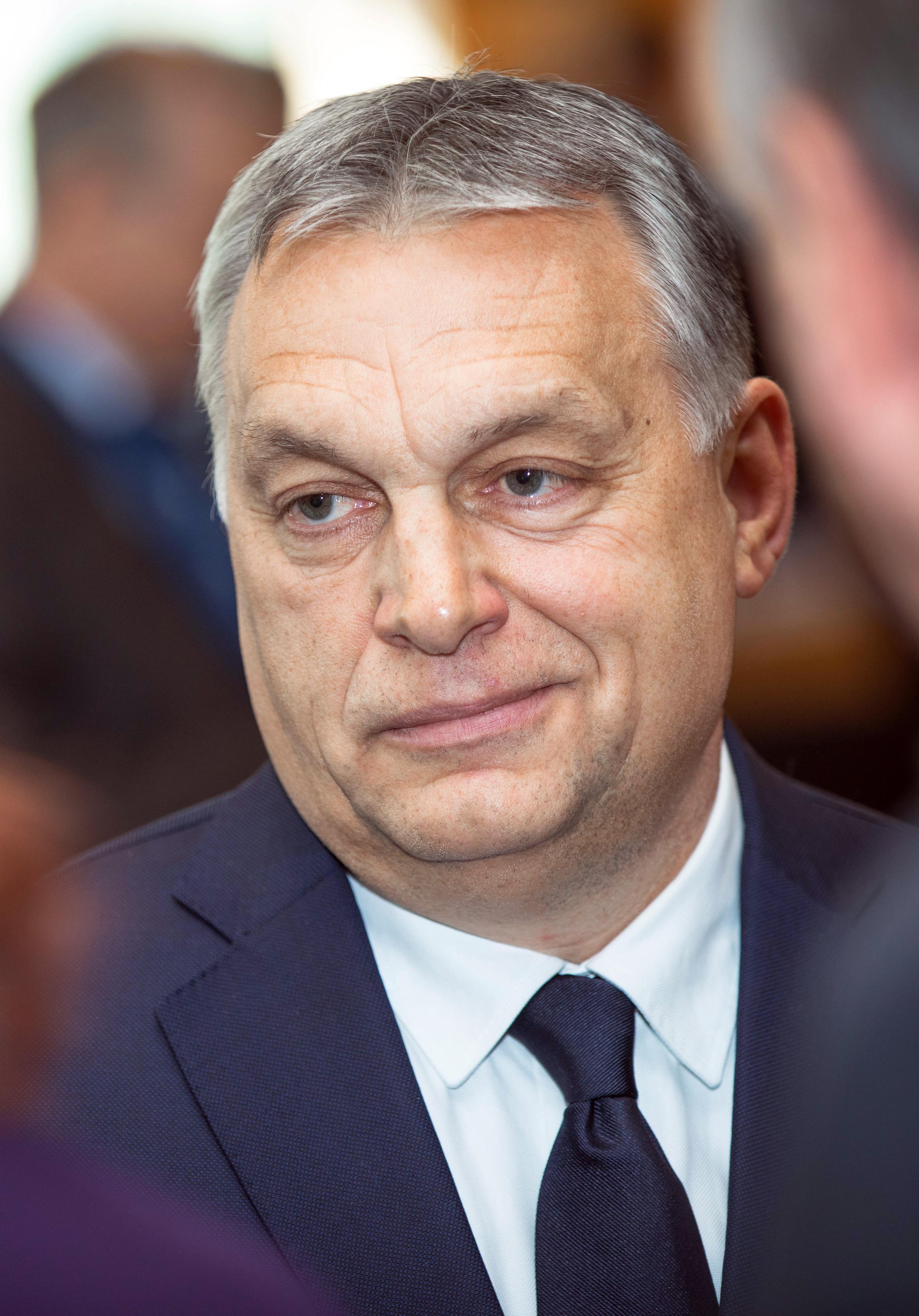 Den 58-år gammal 174 cm lång Orban Viktor i 2021