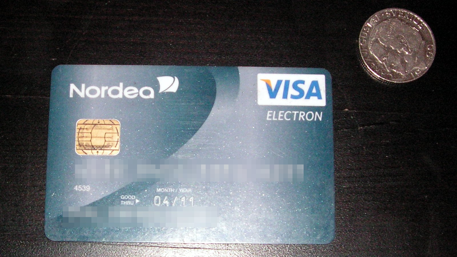 what is a visa electron