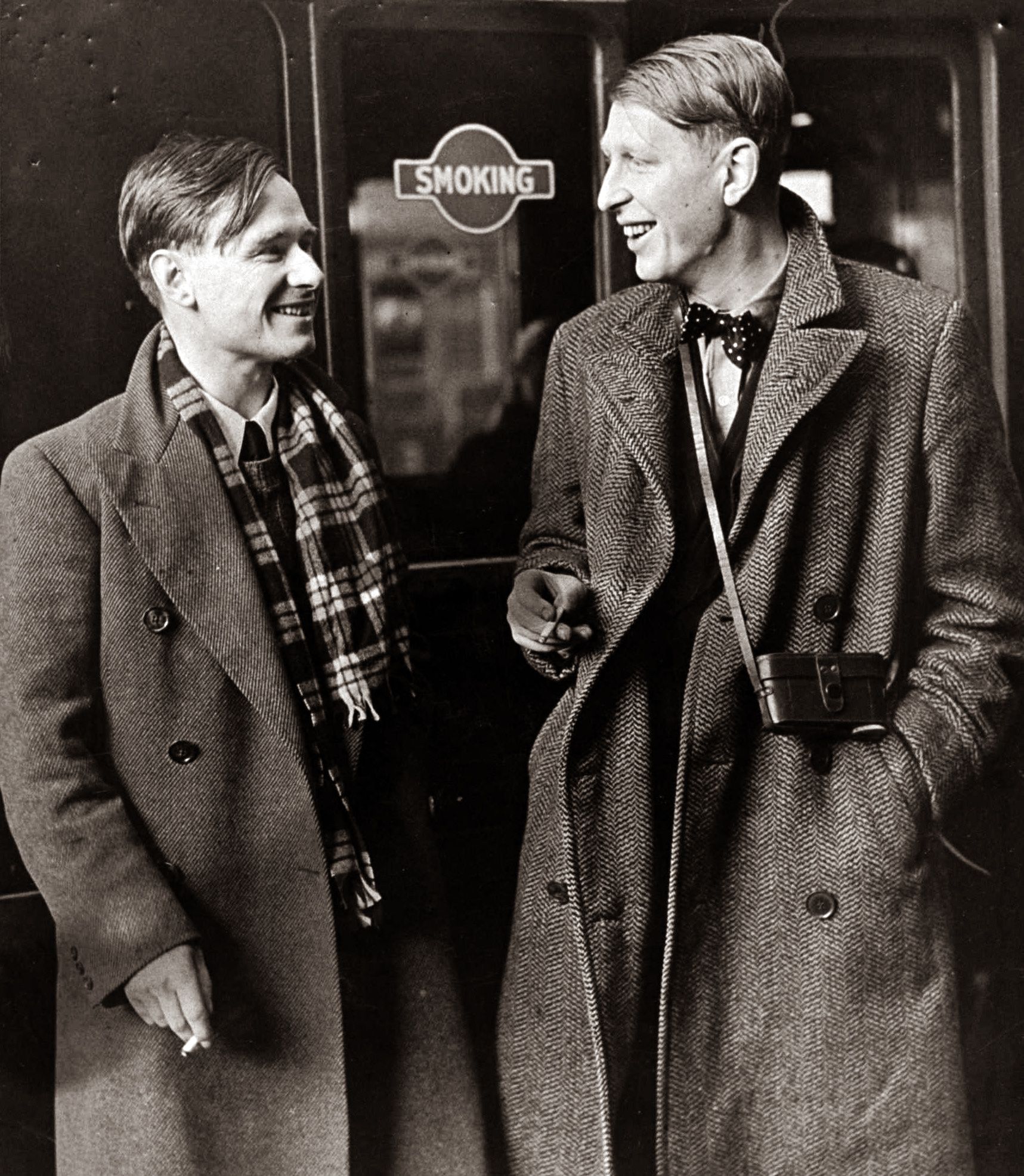 file w h auden and christopher isherwood en route to china 1938