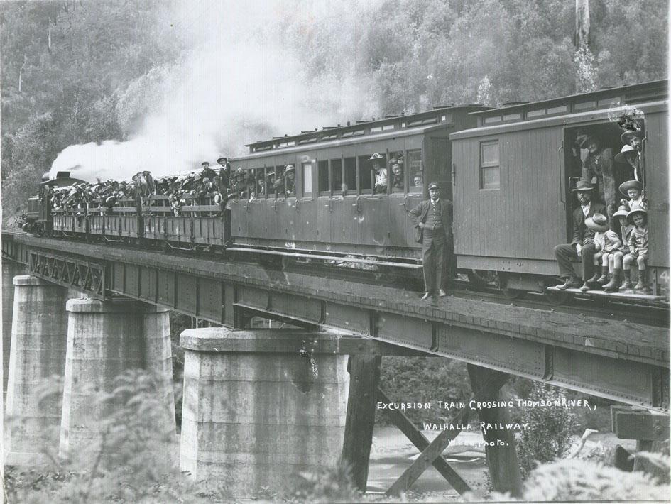 Walhalla Railway Line Wikipedia