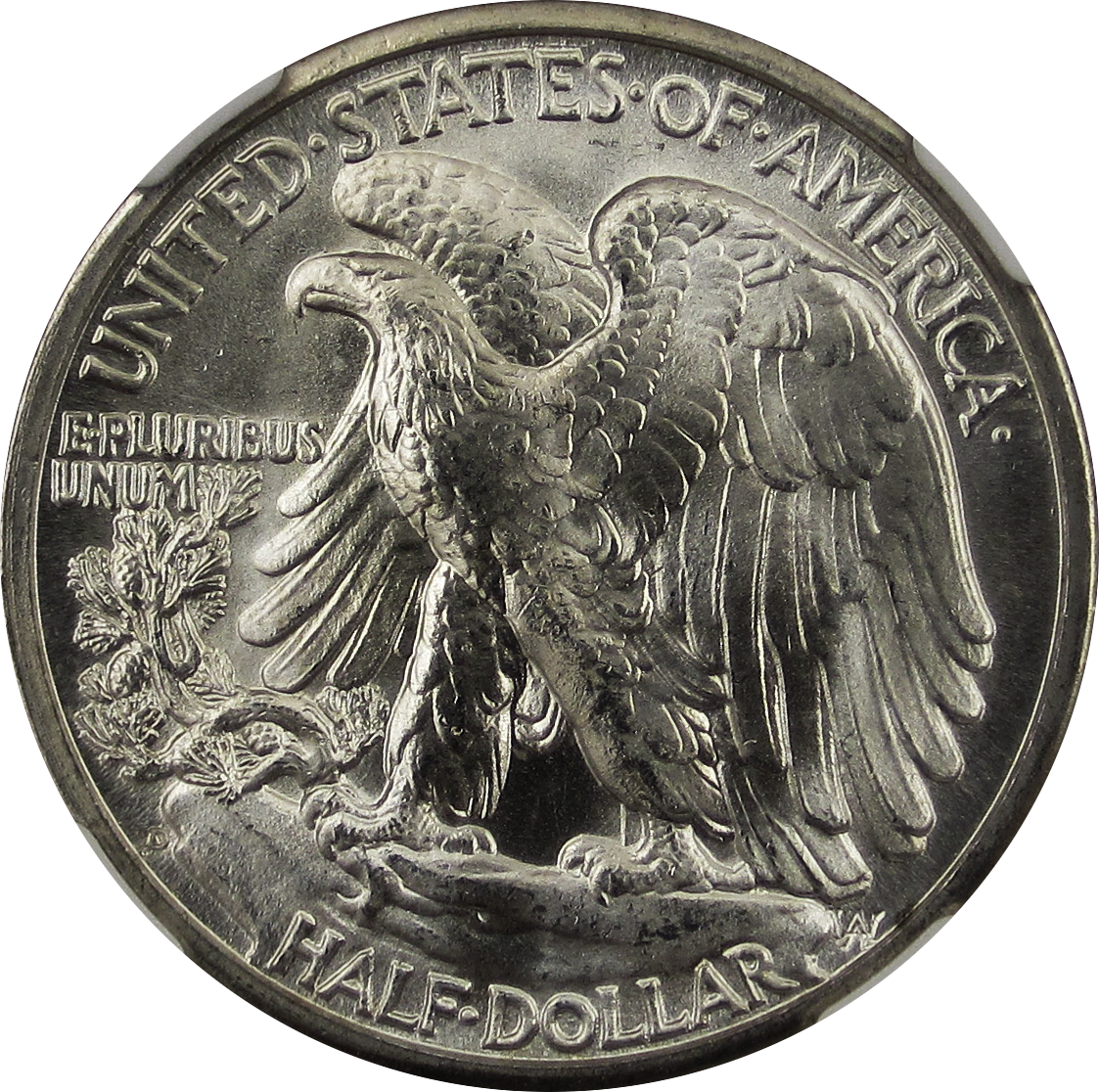 Walking_Liberty_Half_Dollar_1945D_Revers