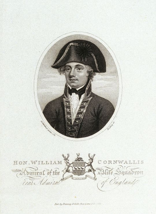 william cornwallis essayist