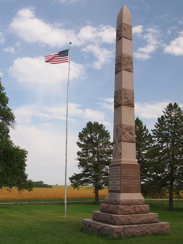 Wood Lake Monument.JPG