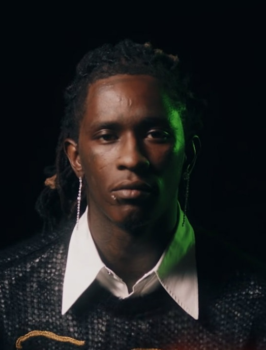 The 27-year old son of father (?) and mother(?) Young Thug in 2018 photo. Young Thug earned a  million dollar salary - leaving the net worth at 3 million in 2018