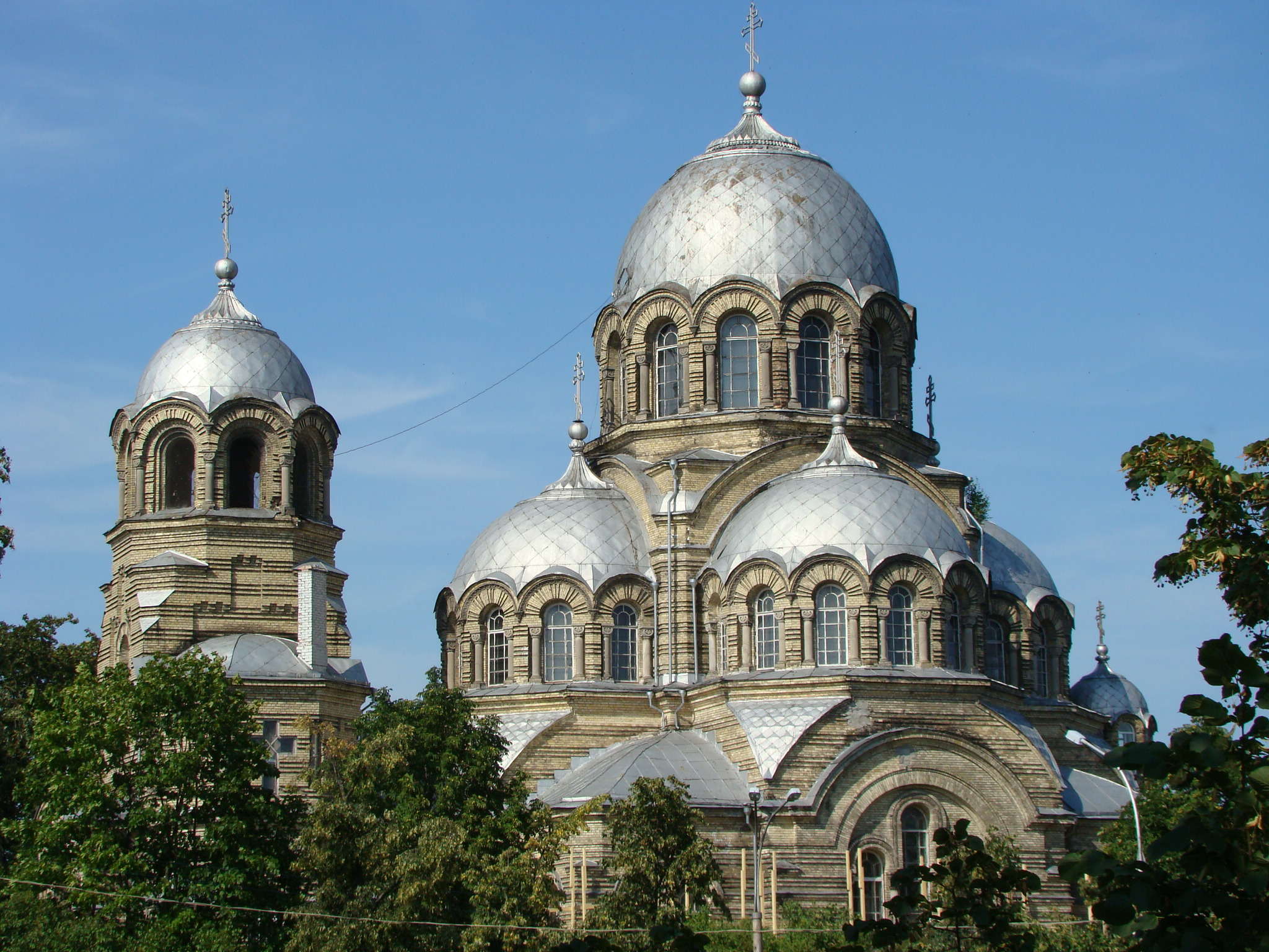 byzantine revival architecture in lithuania