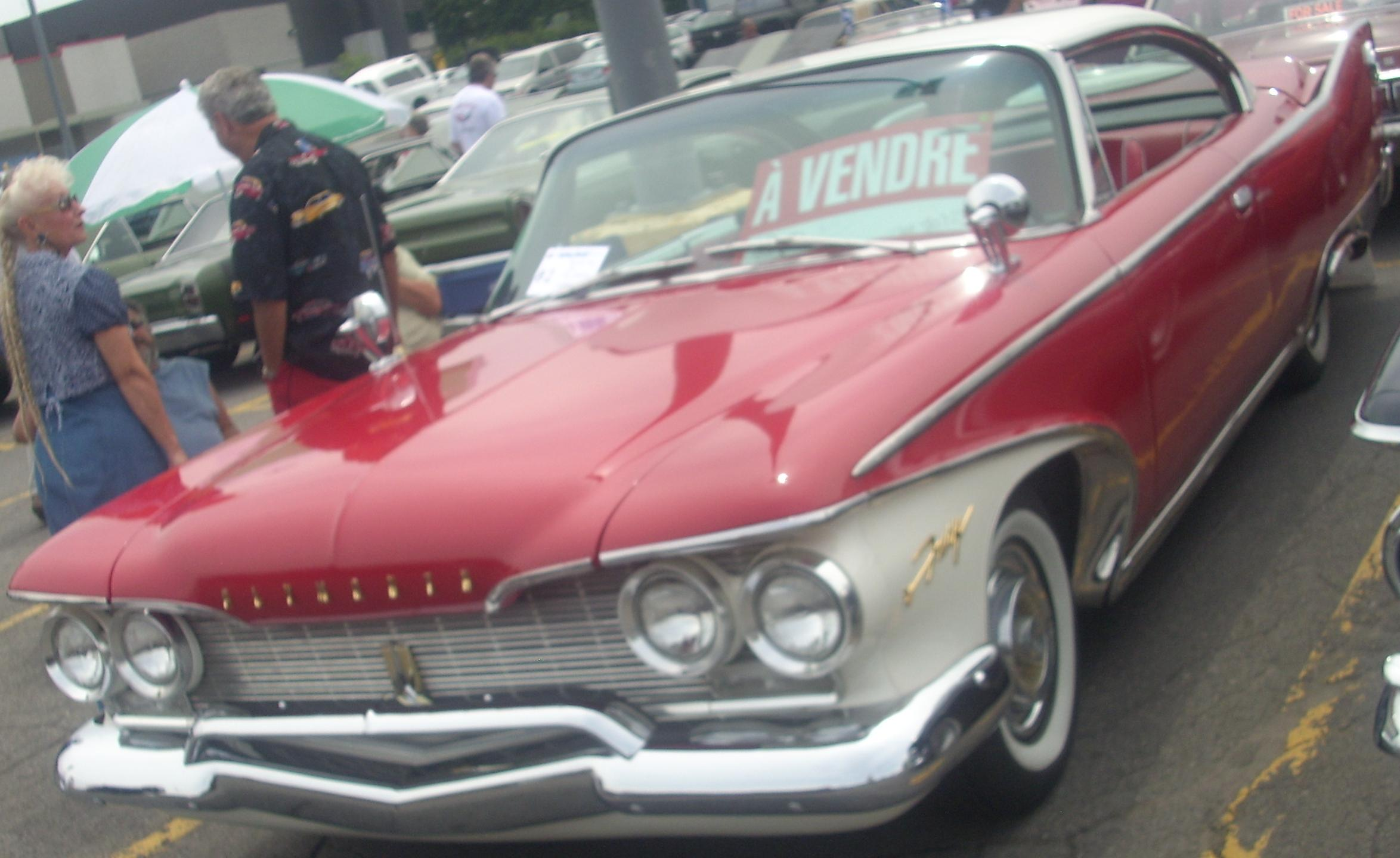 File 60 plymouth fury coupe rassemblement mopar valleyfield