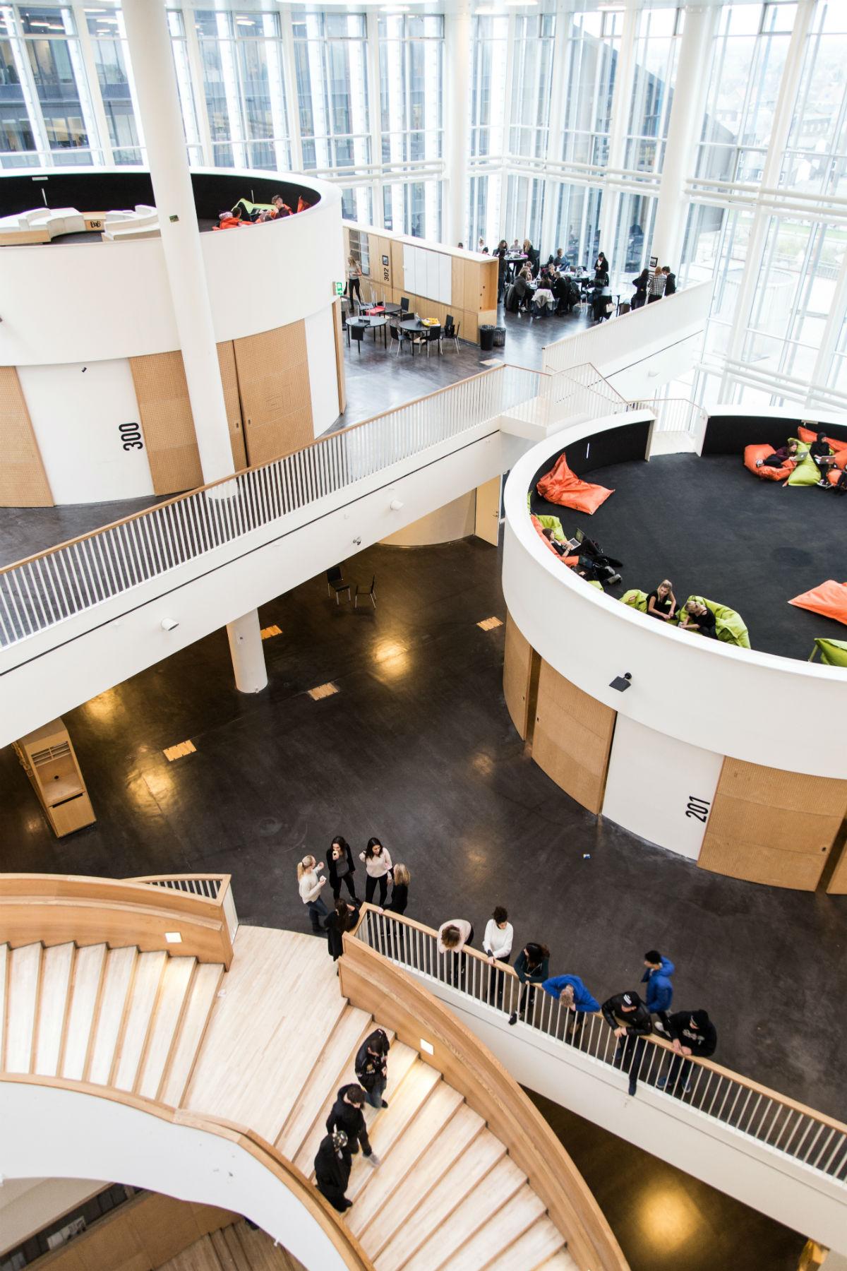 Innovative Classroom History ~ Ørestad gymnasium wikipedia