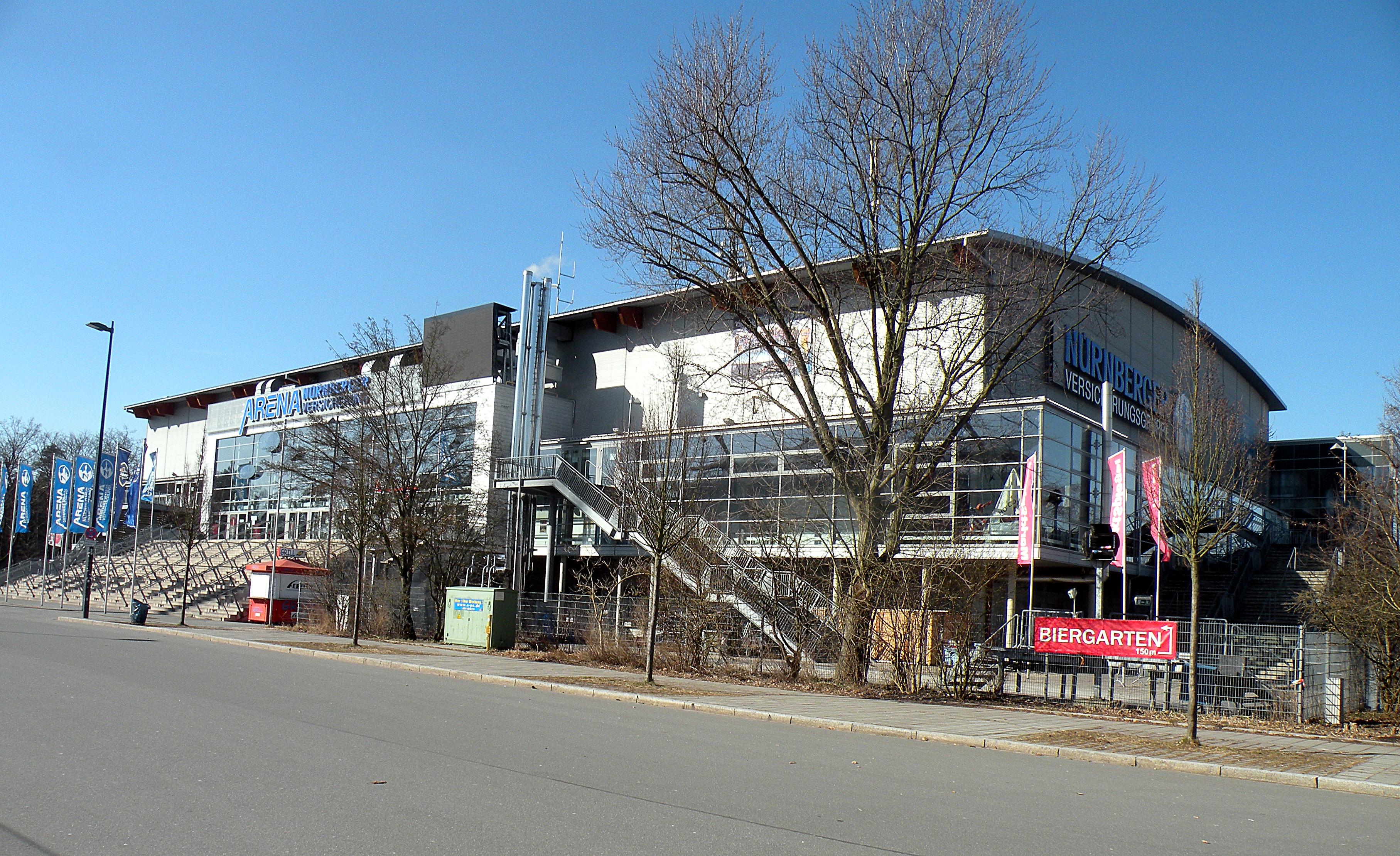 Arena Nurnberger Versicherung Wikipedia