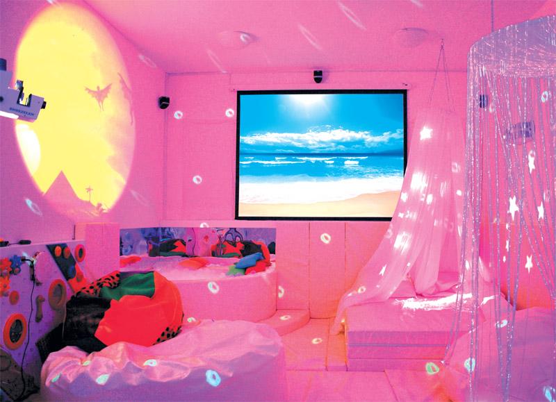 фото комнаты для взрослого с ребенком