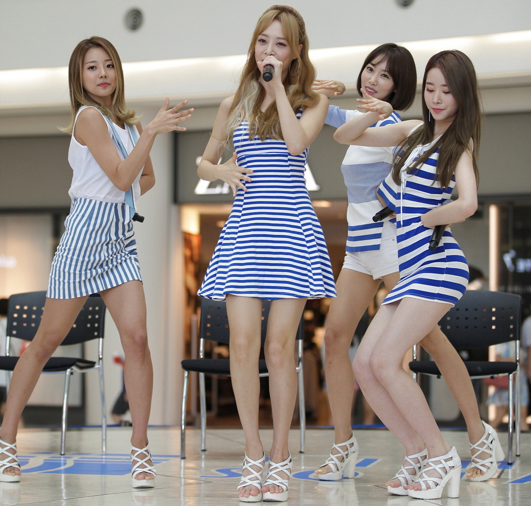 Melody Day (group) - Wikipedia