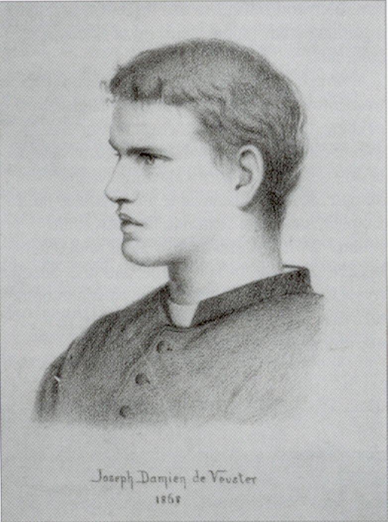 sveti Damijan Jožef de Veuster - duhovnik in misijonar