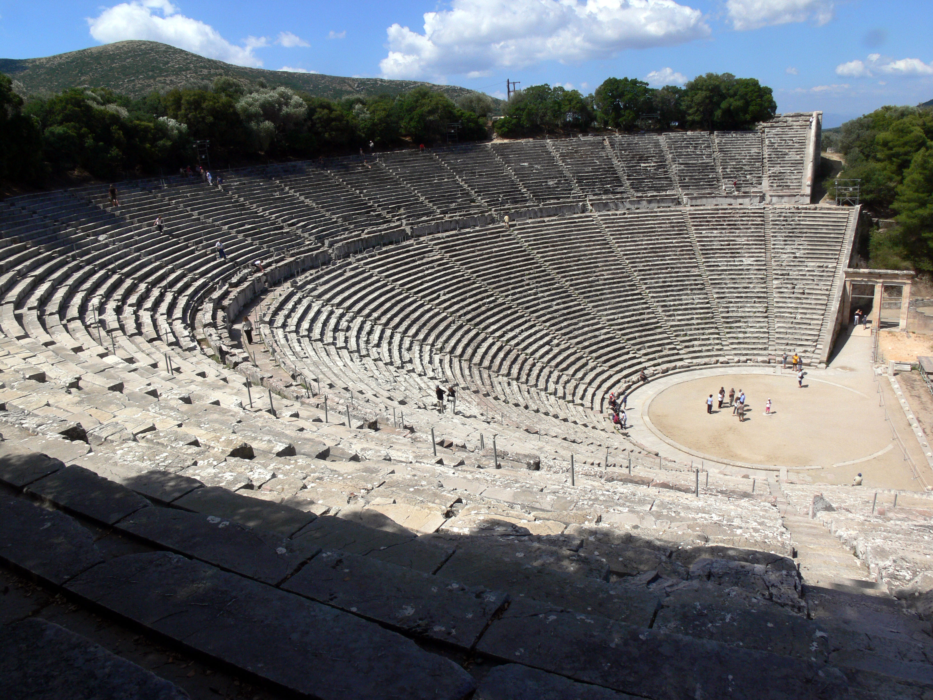 Description 07Epidaurus Theater07.jpg