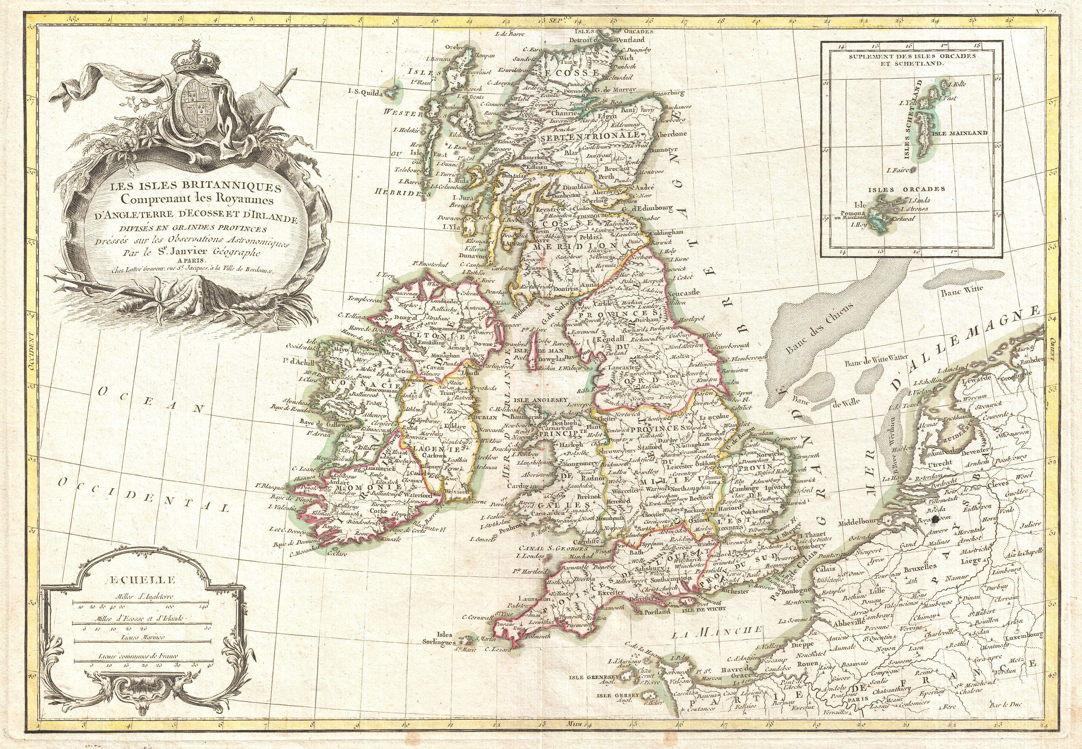File 1771 Zannoni Map Of The British Isles England Scotland