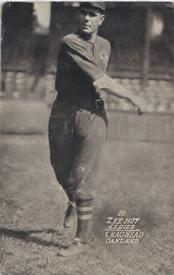 Howard Craghead American baseball player