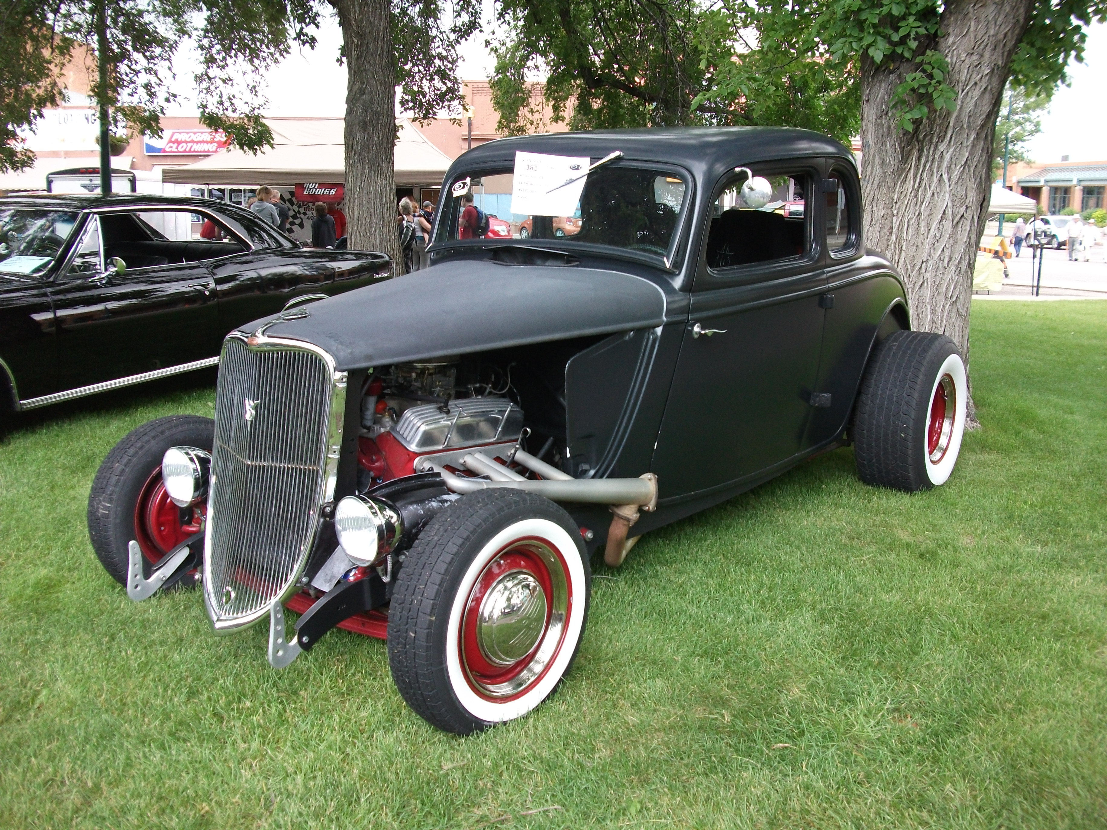 File 1933 ford 5 window coupe 4800081569 jpg wikimedia for 1933 ford 5 window coupe
