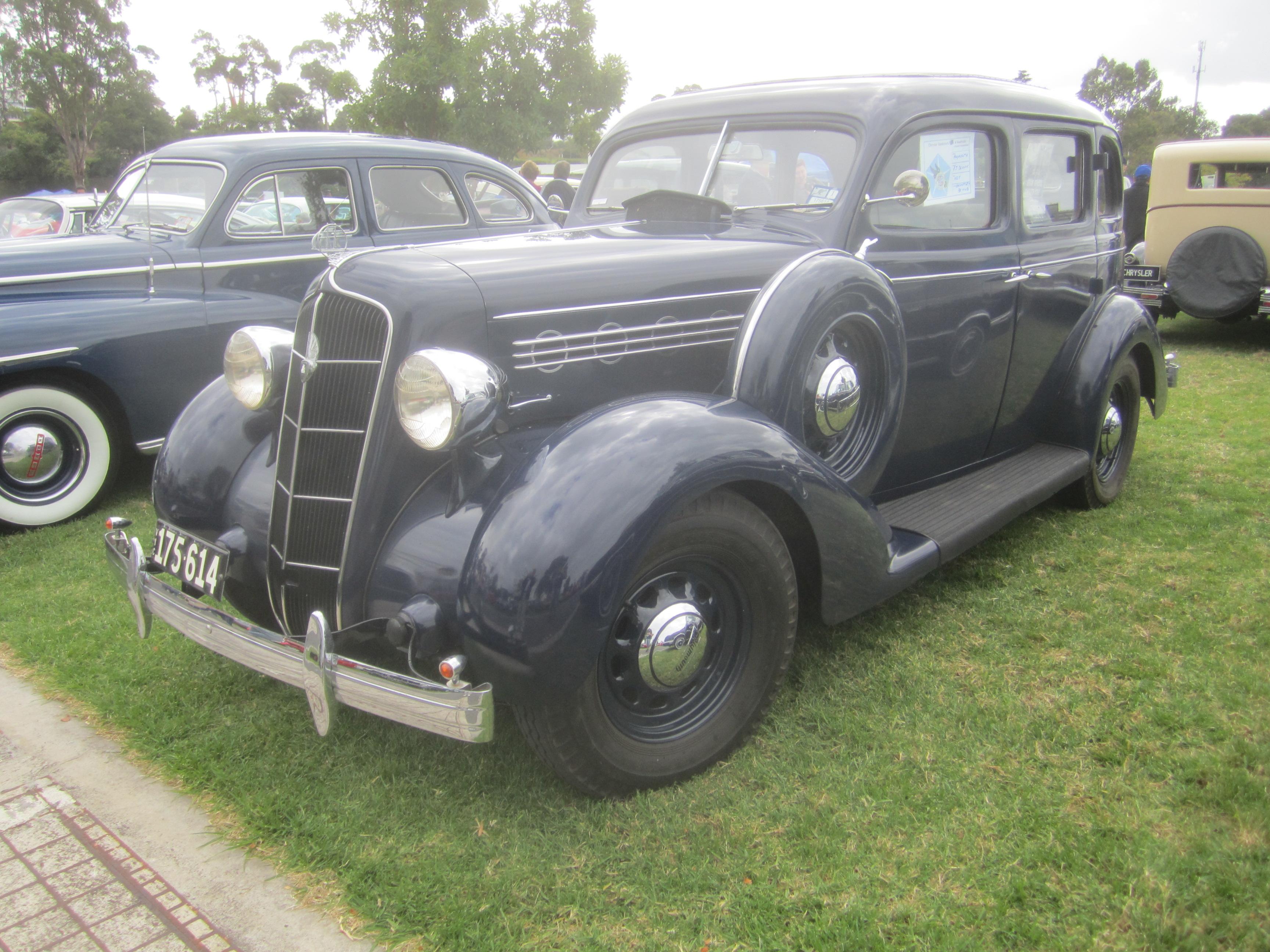 1935 Plymouth Pj 4 Door Sedan For Sale