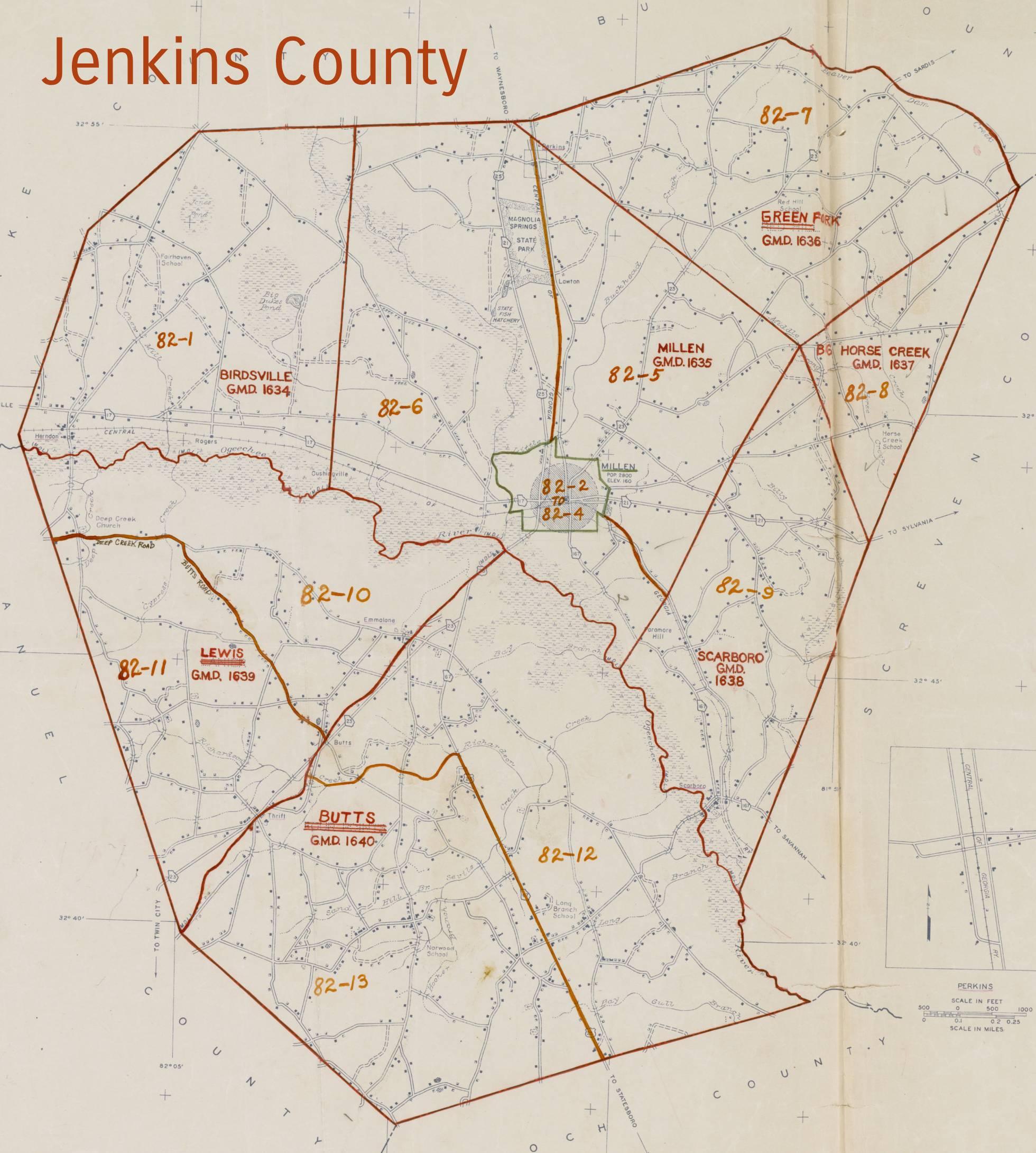 Jenkins County, Georgia, riot of 1919 - Wikipedia