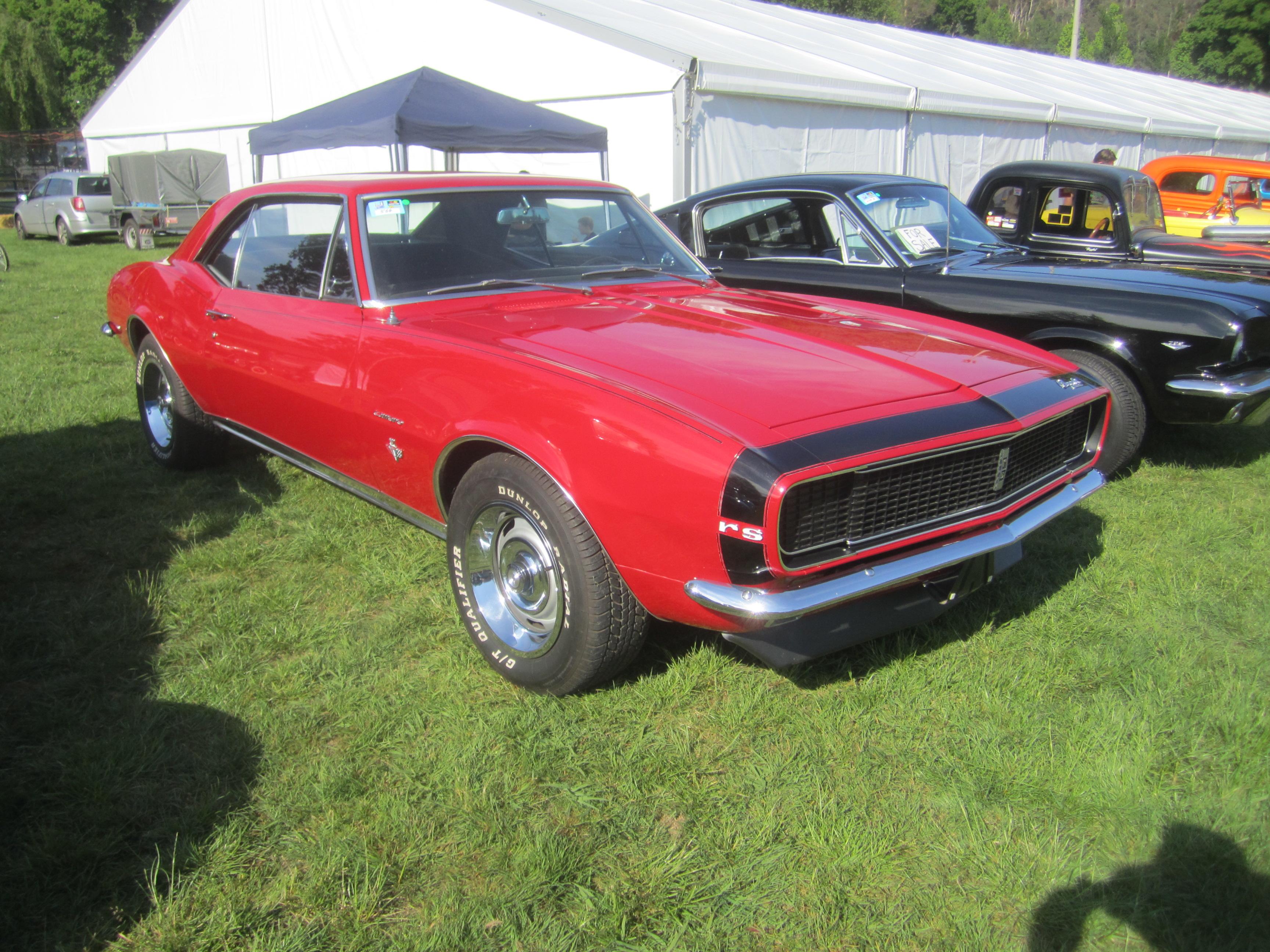 File:1967_Chevrolet_Camaro_RSon 1967 Camaro Ss 396