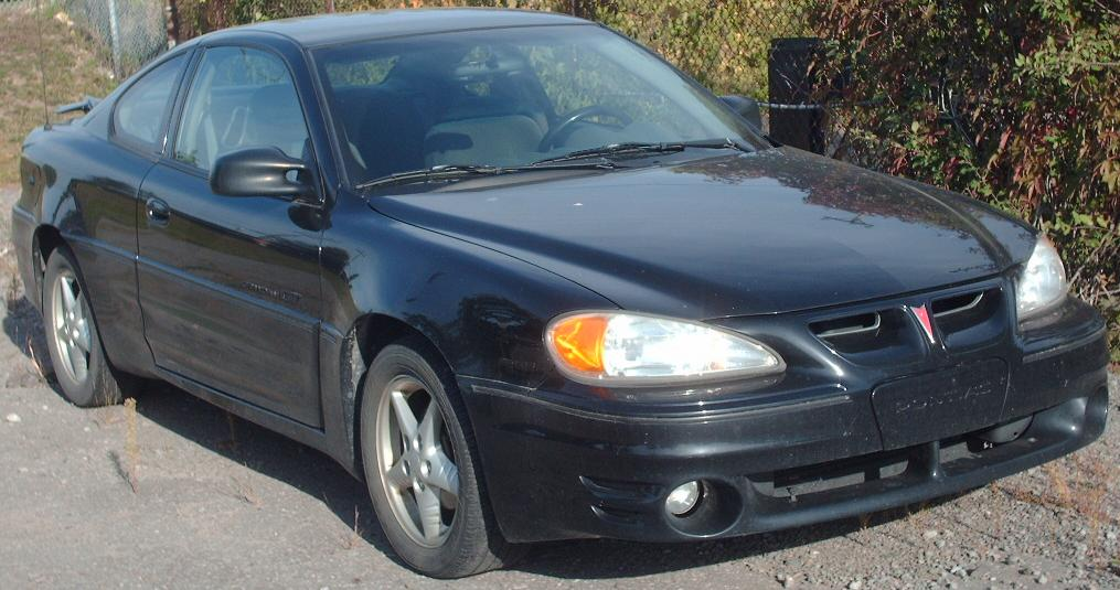 File:1999-2002 Pontiac Grand Am GT Coupe.jpg - Wikimedia Commons