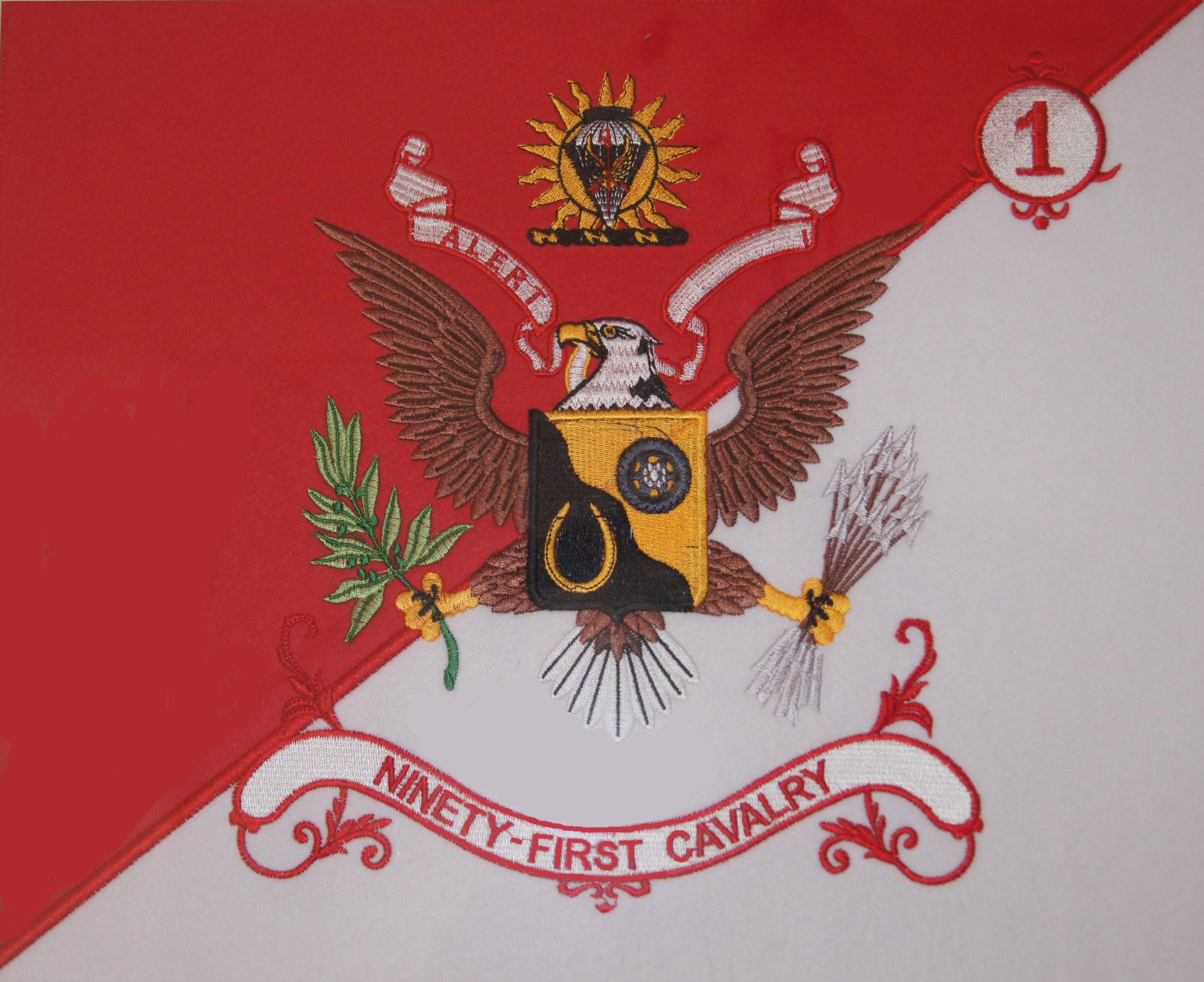 1st Squadron 91st Cavalry Regiment