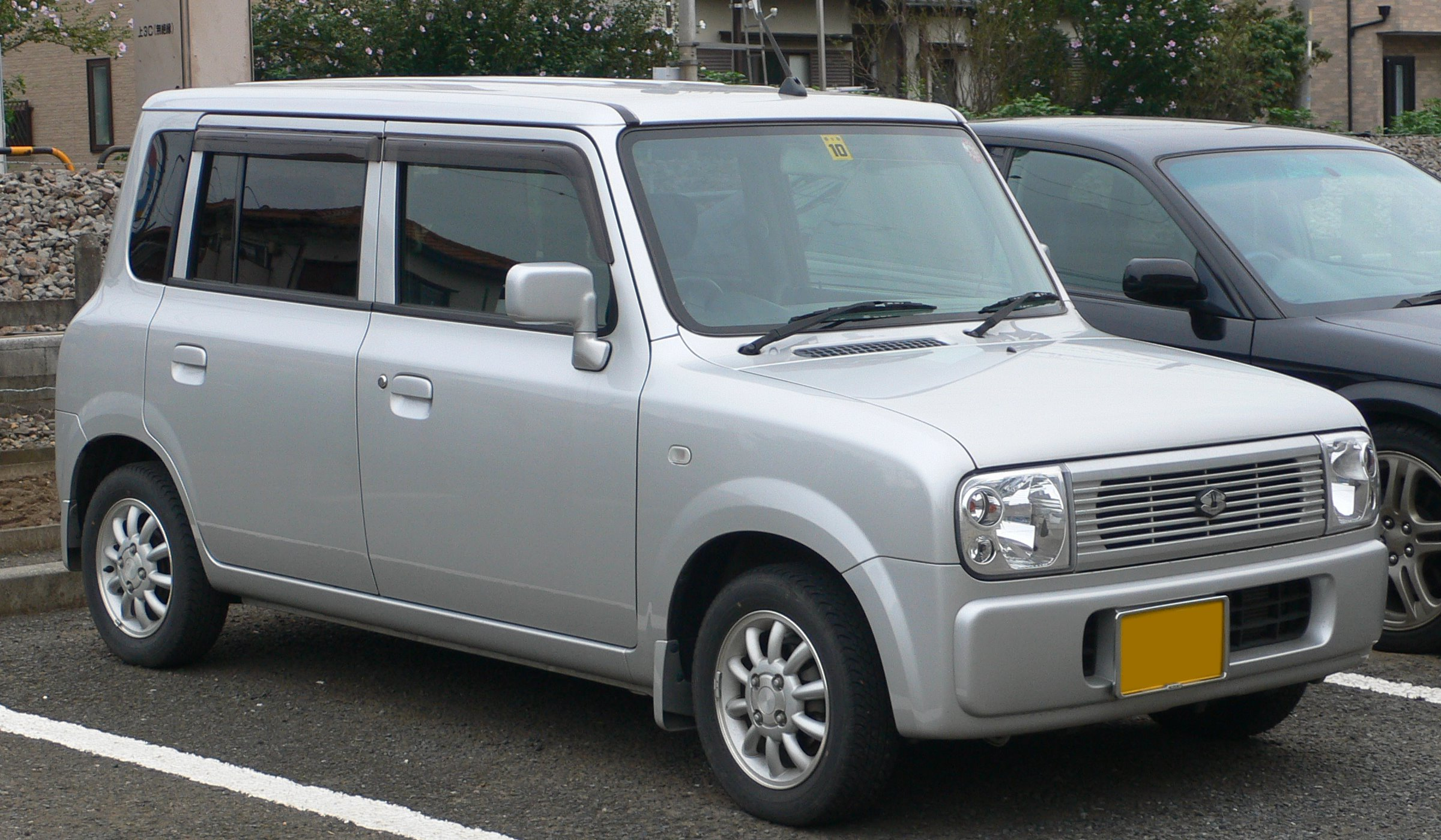 Suzuki Lapin Wikipedia Wagon R Engine Diagram