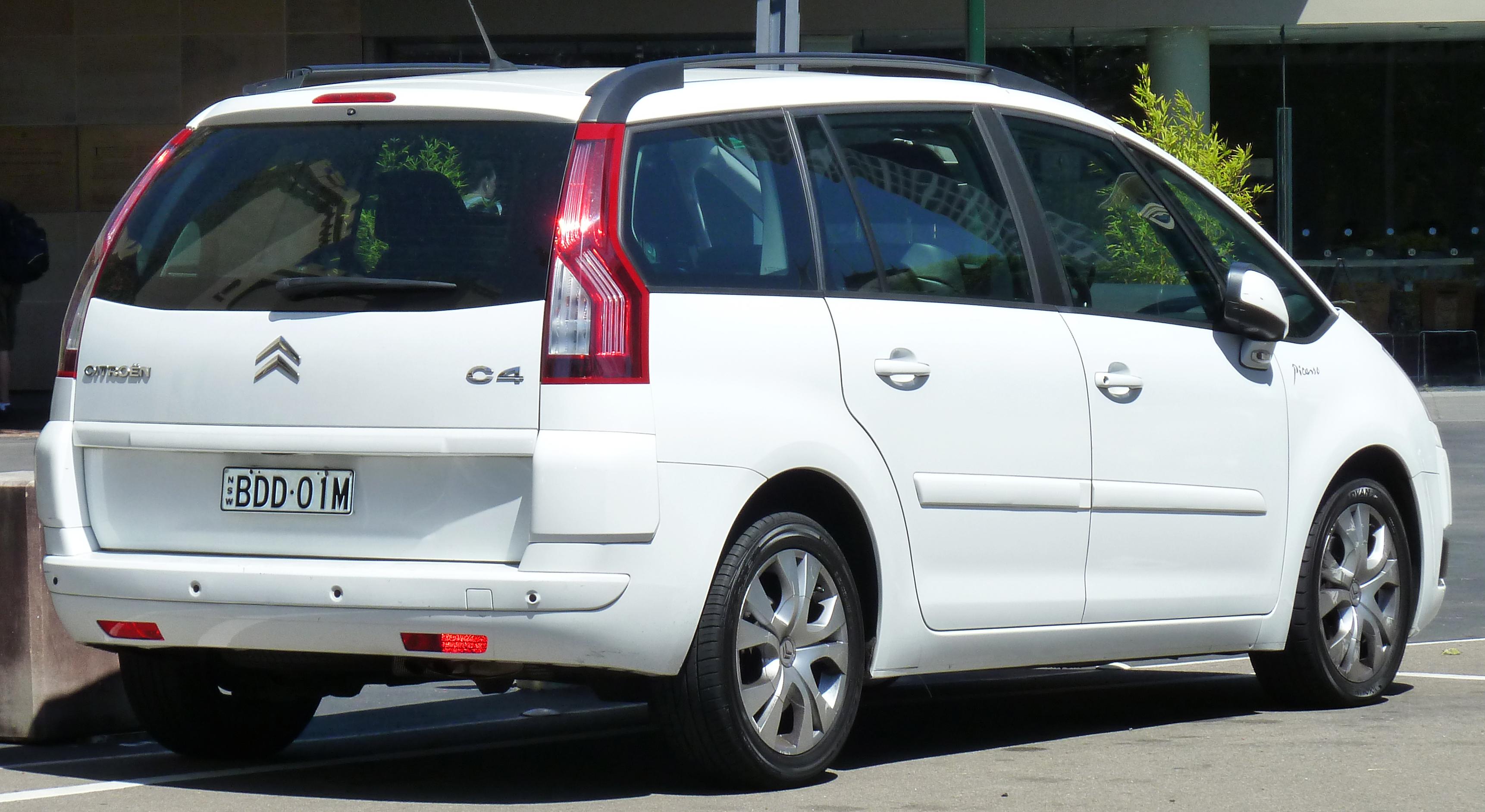 Výsledek obrázku pro Citroën Picasso