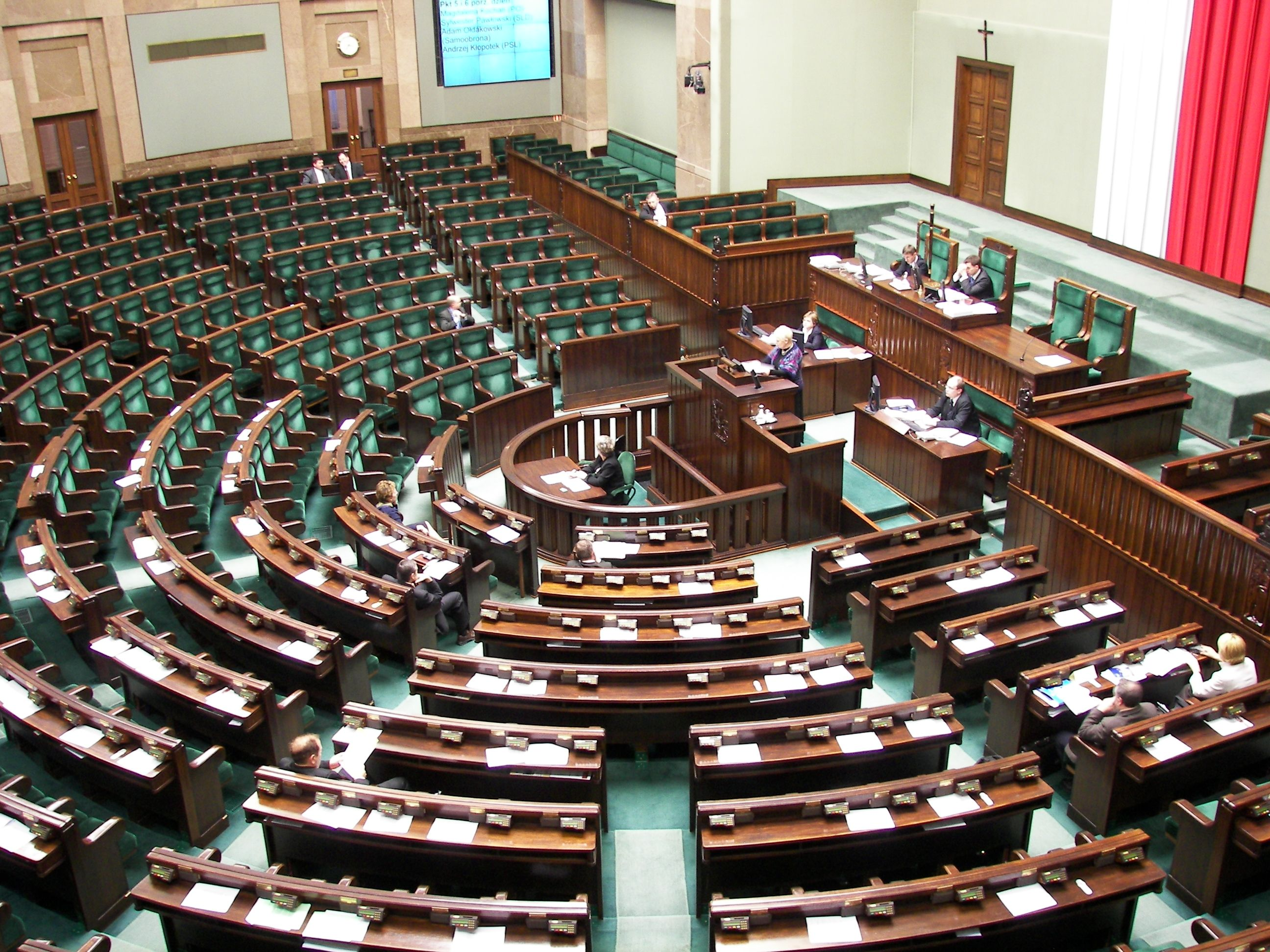 Depiction of Parlamento