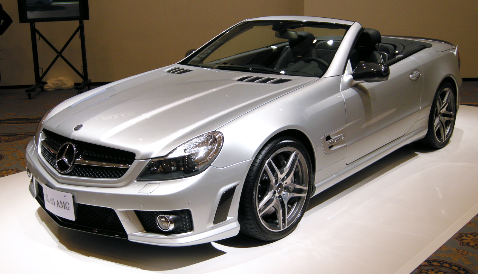 Description 2008 Mercedes-Benz R230 SL65 AMG 01.JPG