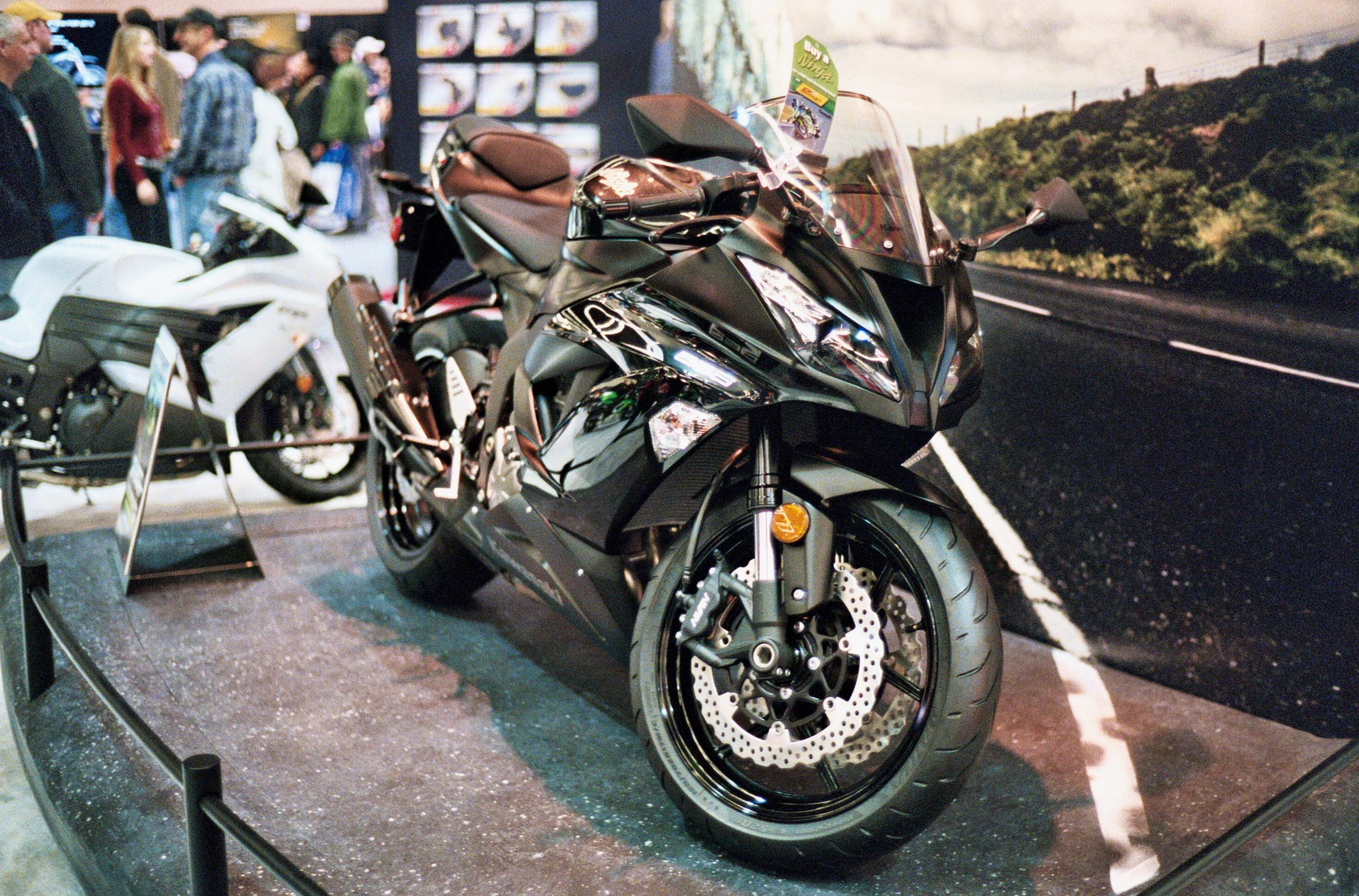 Kawasaki Motorcycle 2013