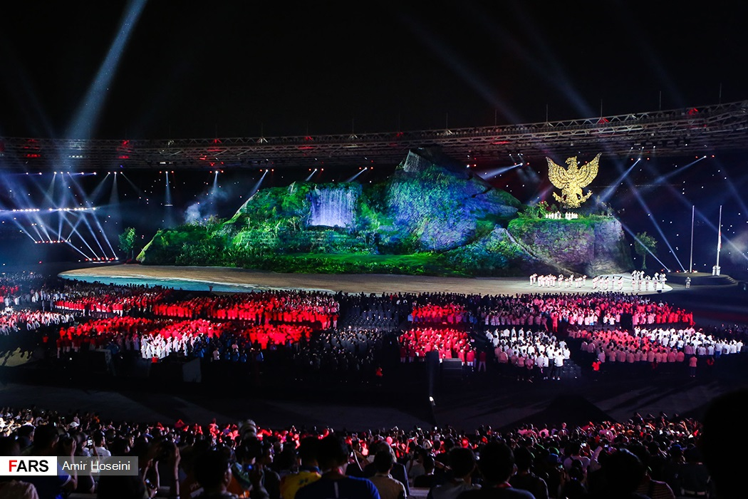 2018 Asian Games opening ceremony 13 - Asian Games Opening Ceremony 2018