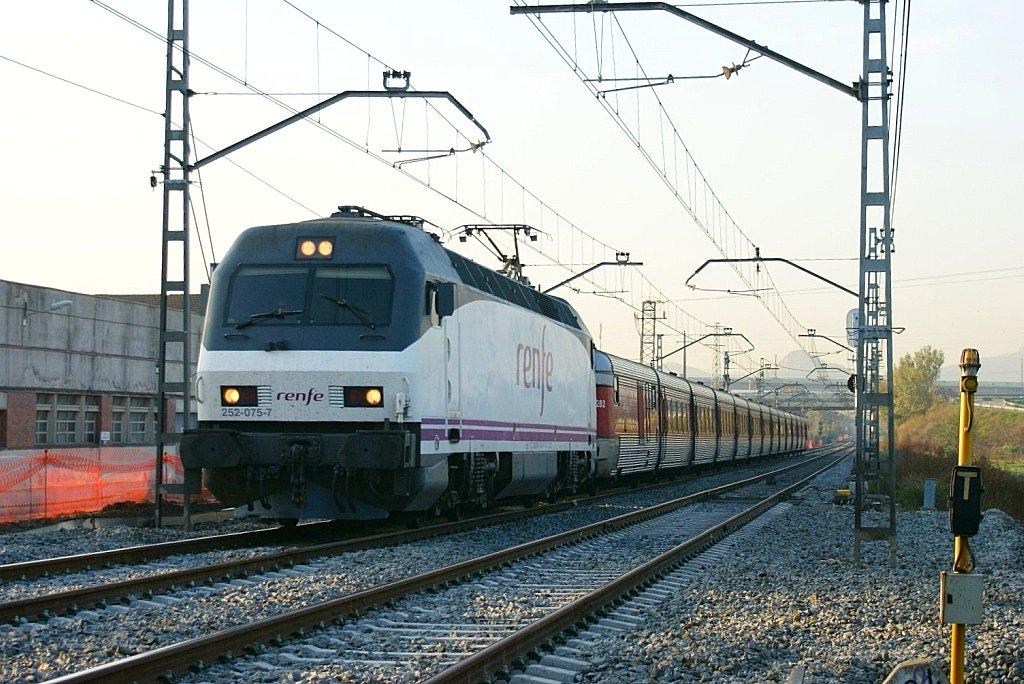 Catalan talgo, RENFE 252 sorozat, Eurosprinter