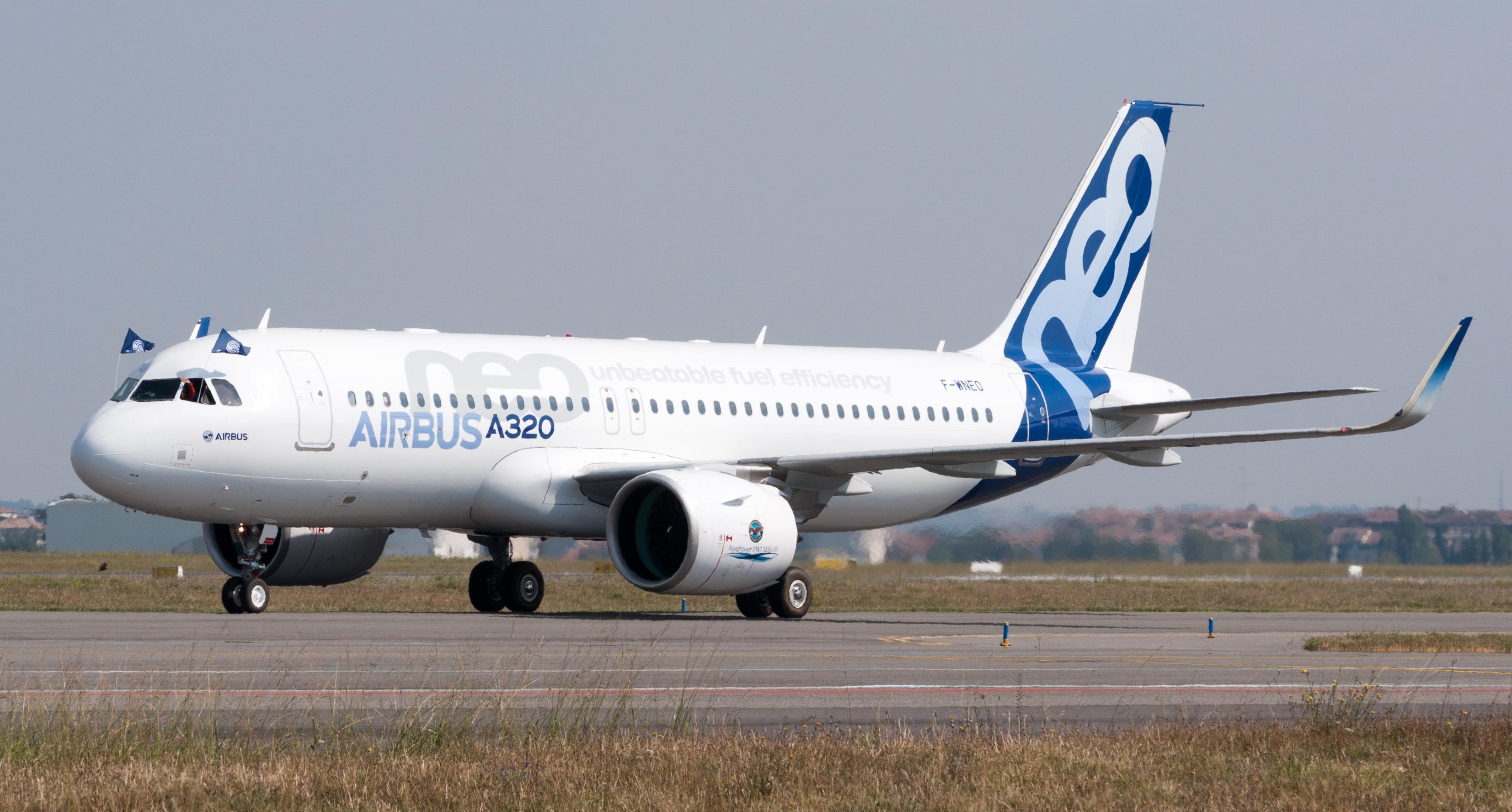 Resultado de imagen para Airbus A320neo wiki