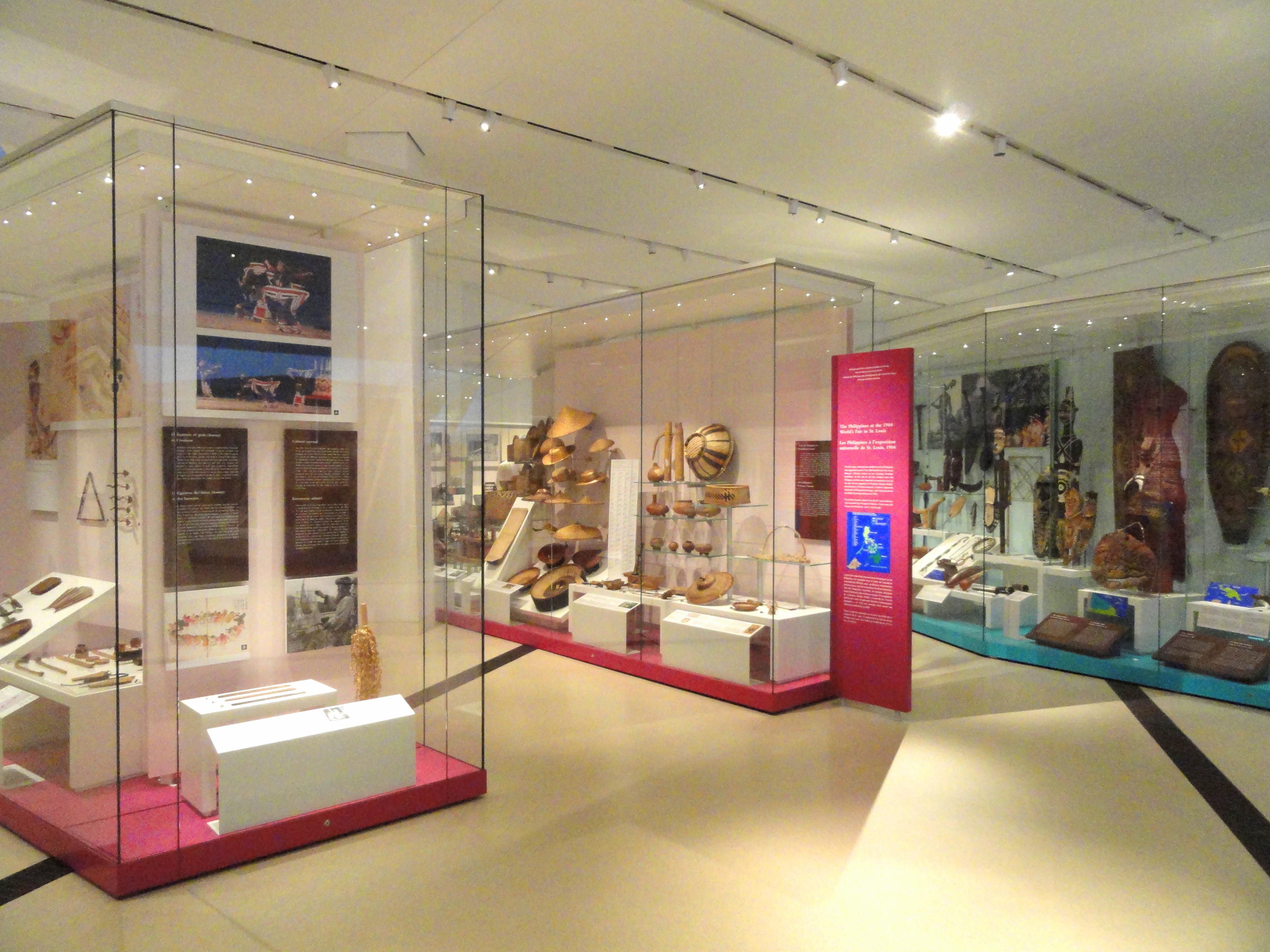 Incroyable File:Ajmera Gallery Interior   Royal Ontario Museum   DSC09556.JPG